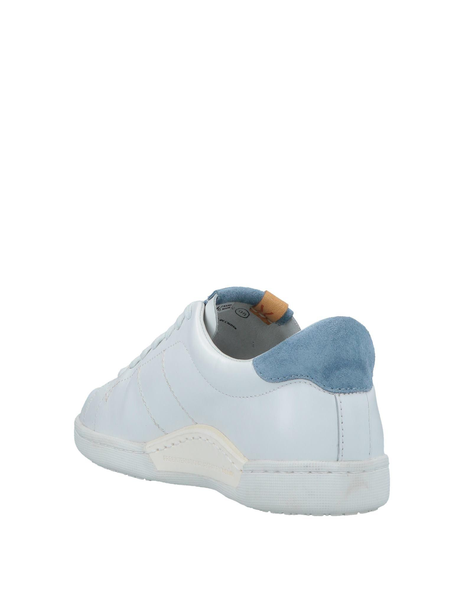 c9f419a7142 Lyst - Visvim Low-tops   Sneakers in Blue for Men - Save 31%