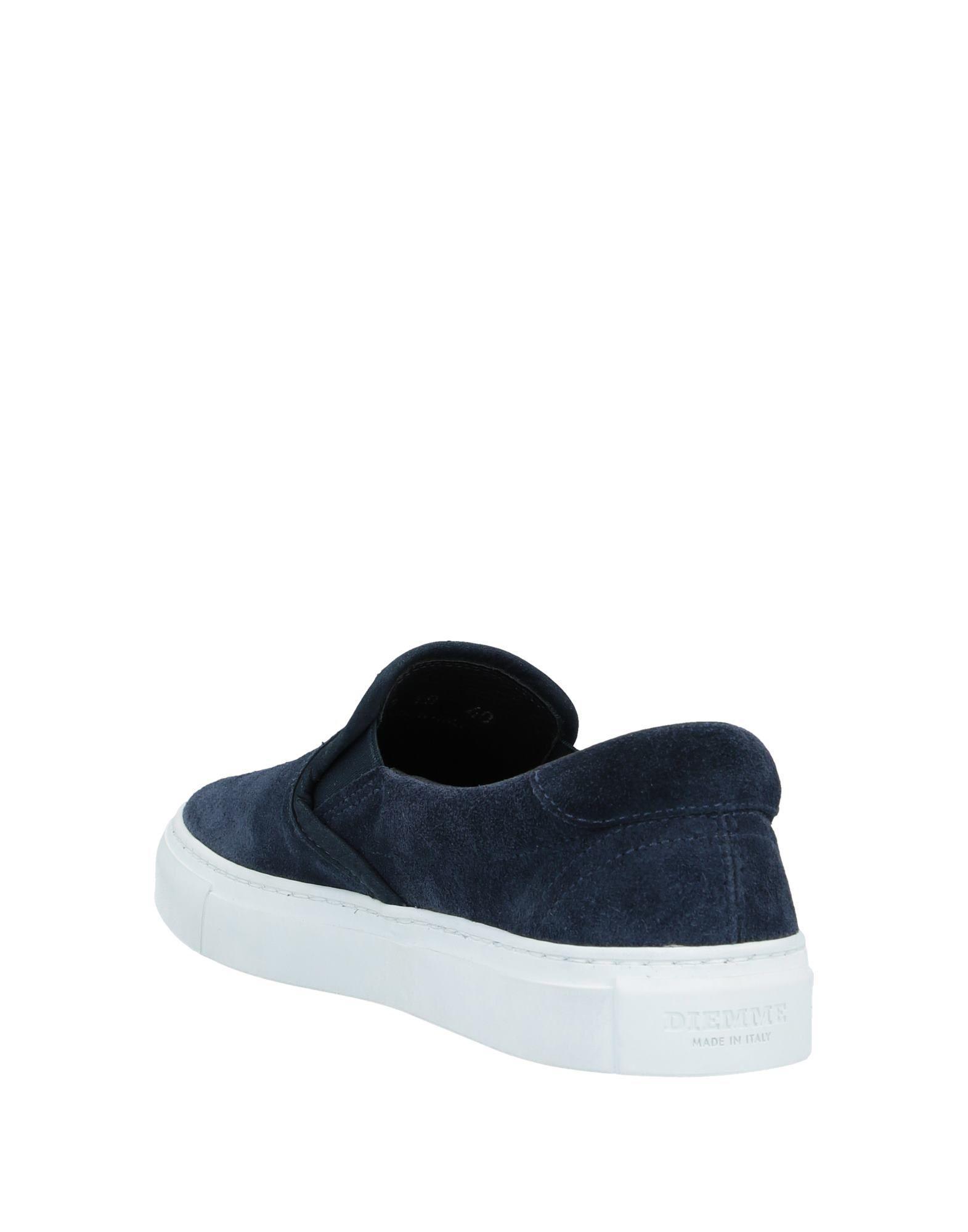 Sneakers & Deportivas Diemme de Ante de color Azul
