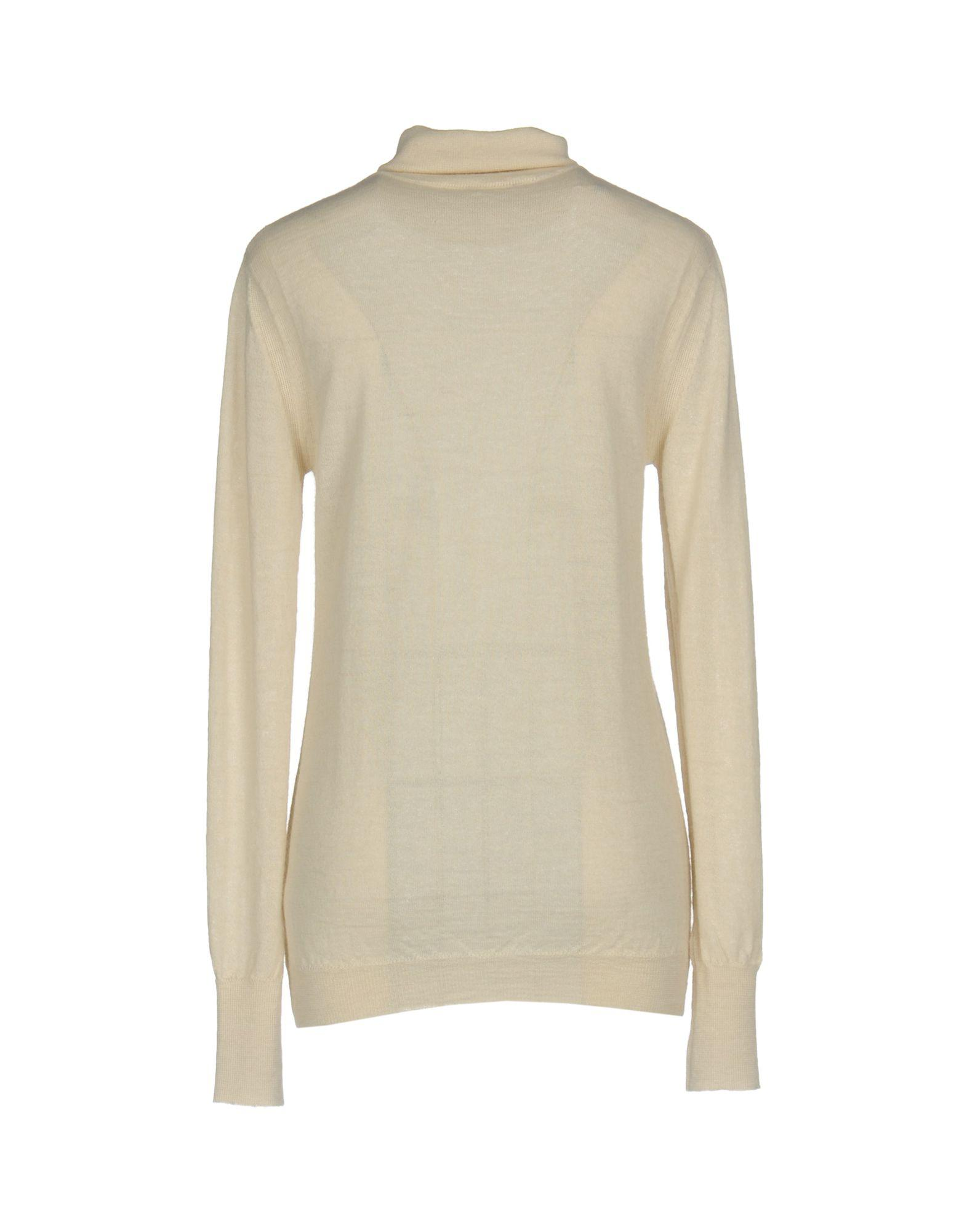 M.i.h Jeans Wool Turtlenecks in Ivory (White)