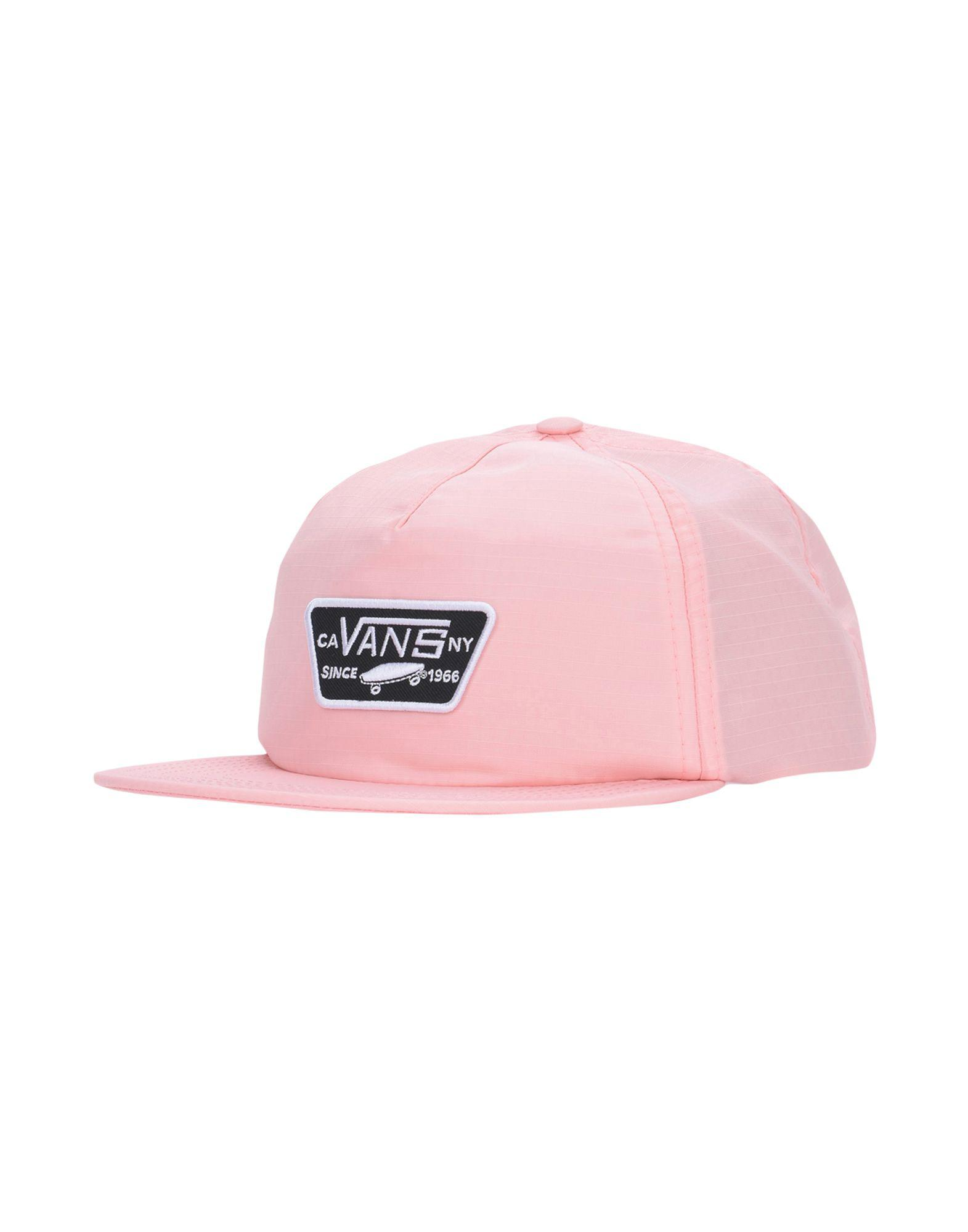 ad91be34e5b Vans Hat in Pink - Lyst