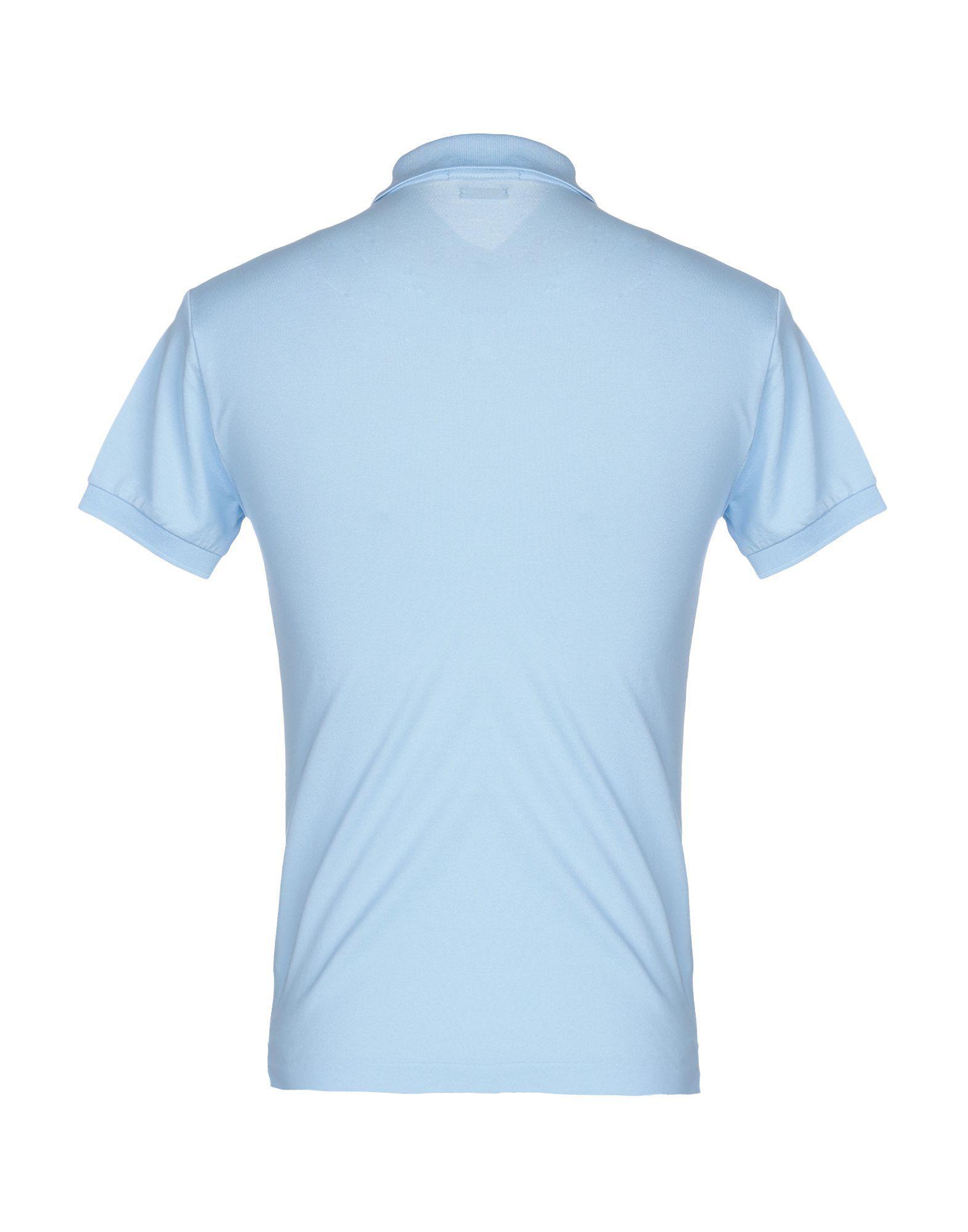 Lauren Blue For Men In Ralph Shirt Polo Lyst rxBhtQsdCo