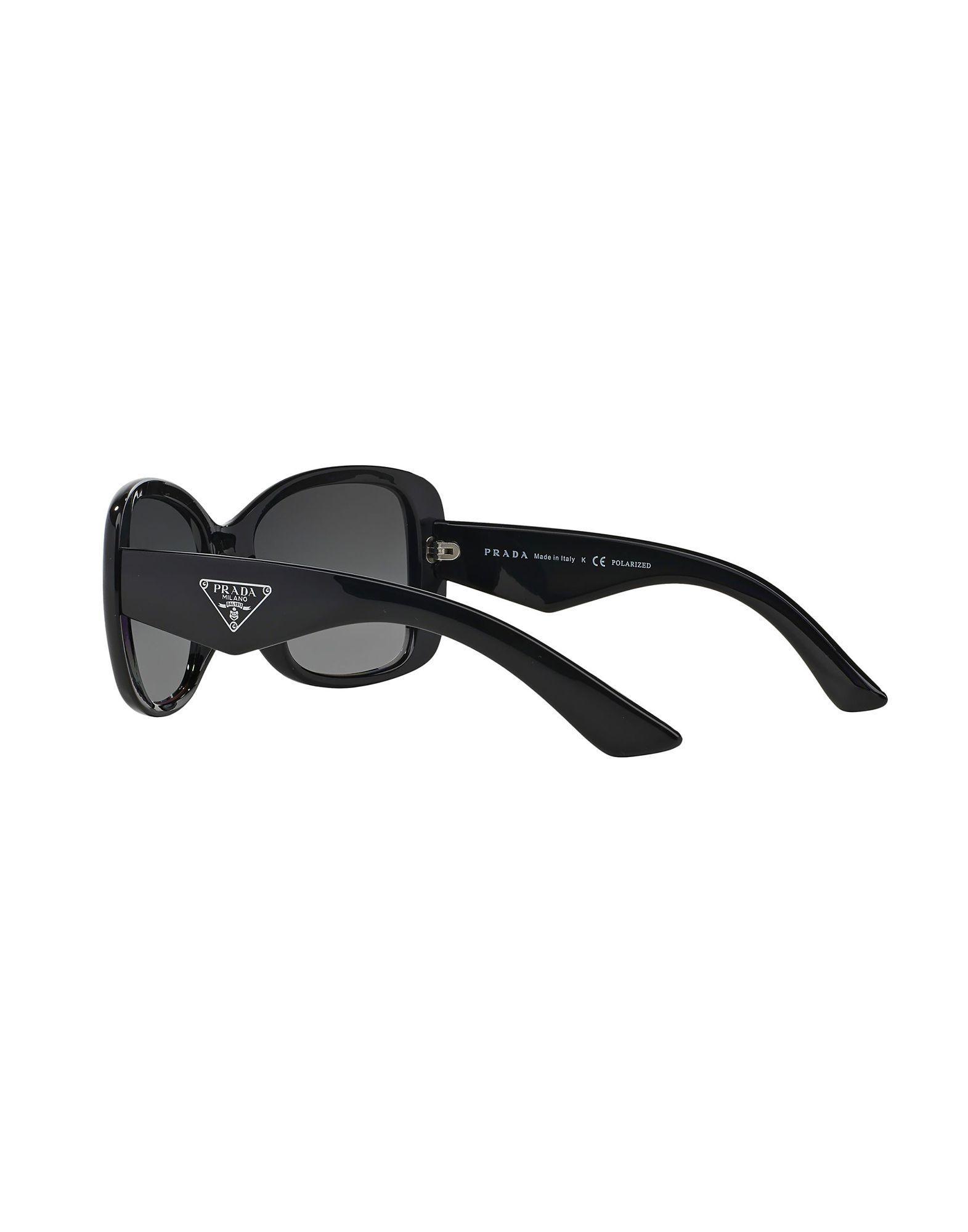 eee4128dcc Prada - Black Gafas de sol - Lyst. Ver en pantalla completa