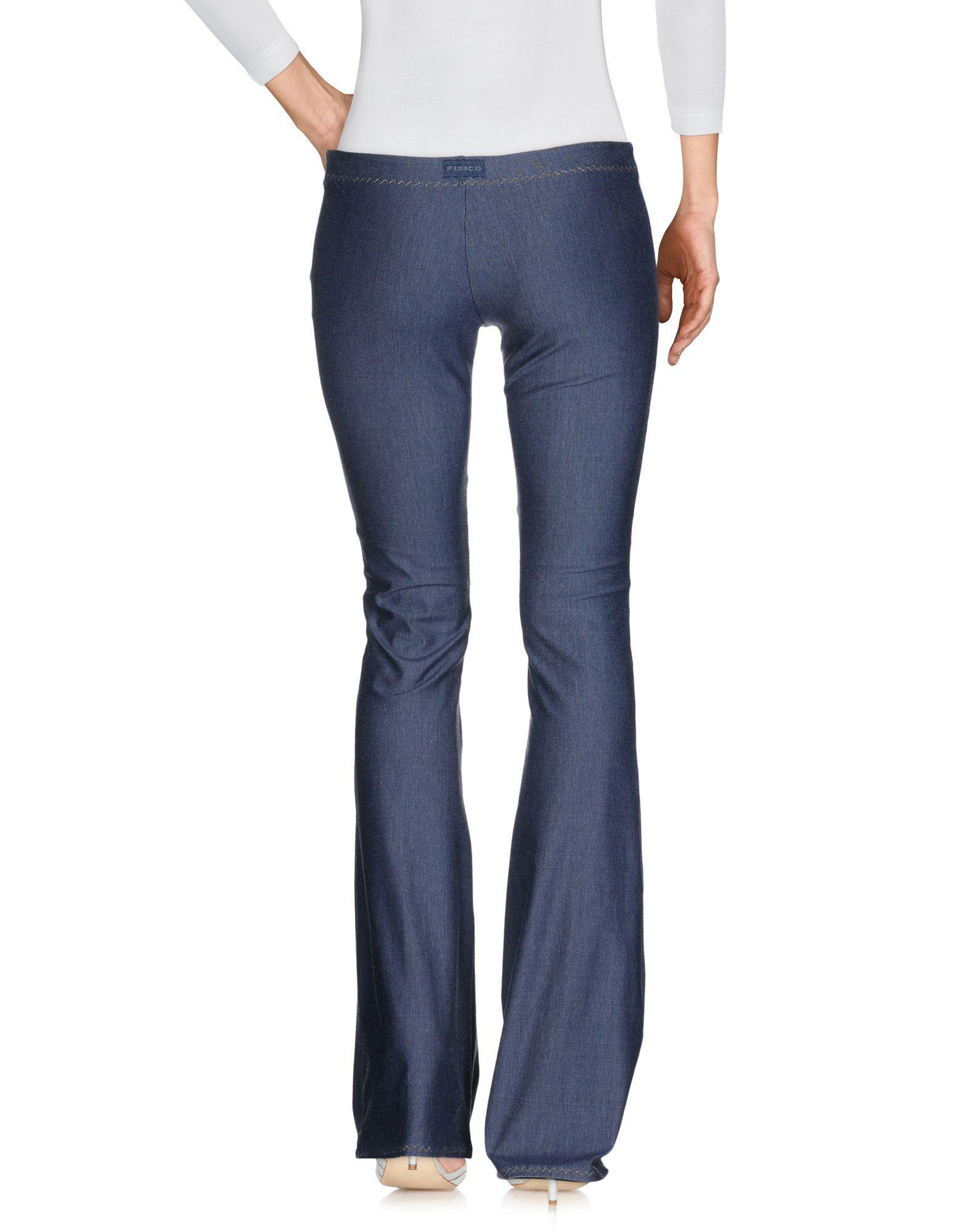 DENIM - Denim trousers Fisico 0BS8lD9Ow5