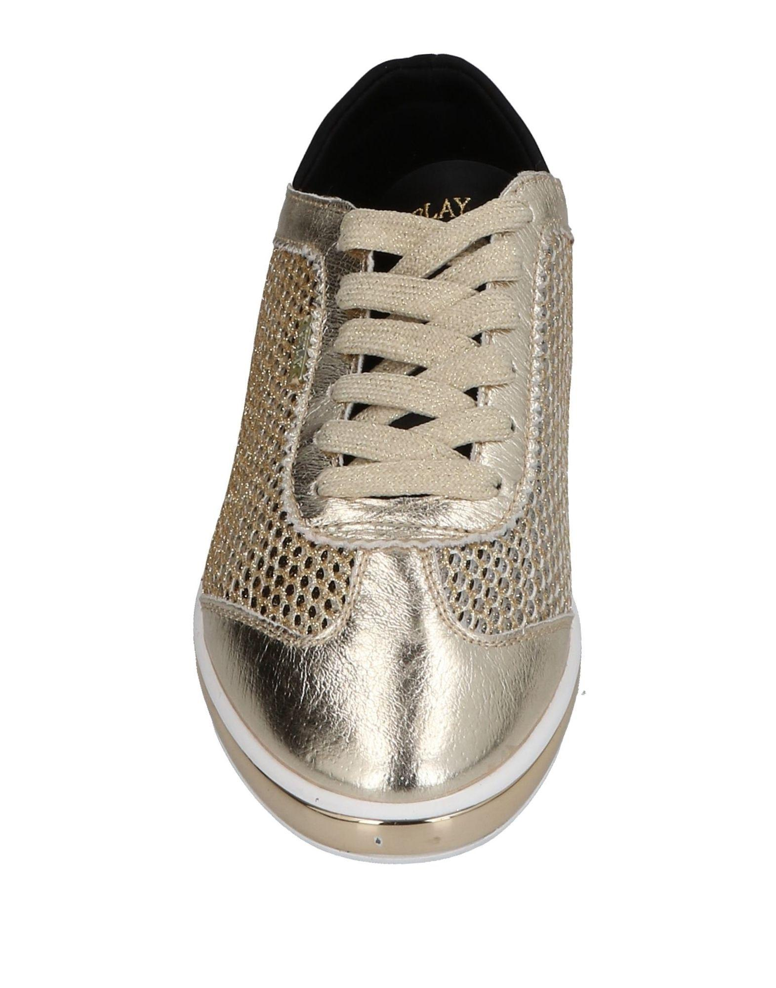 Replay Low-tops & Sneakers in Gold (Metallic)