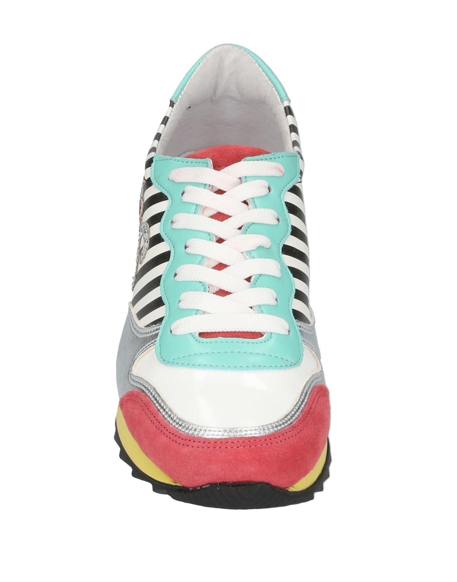 Sneakers & Deportivas Pianurastudio de color Blanco