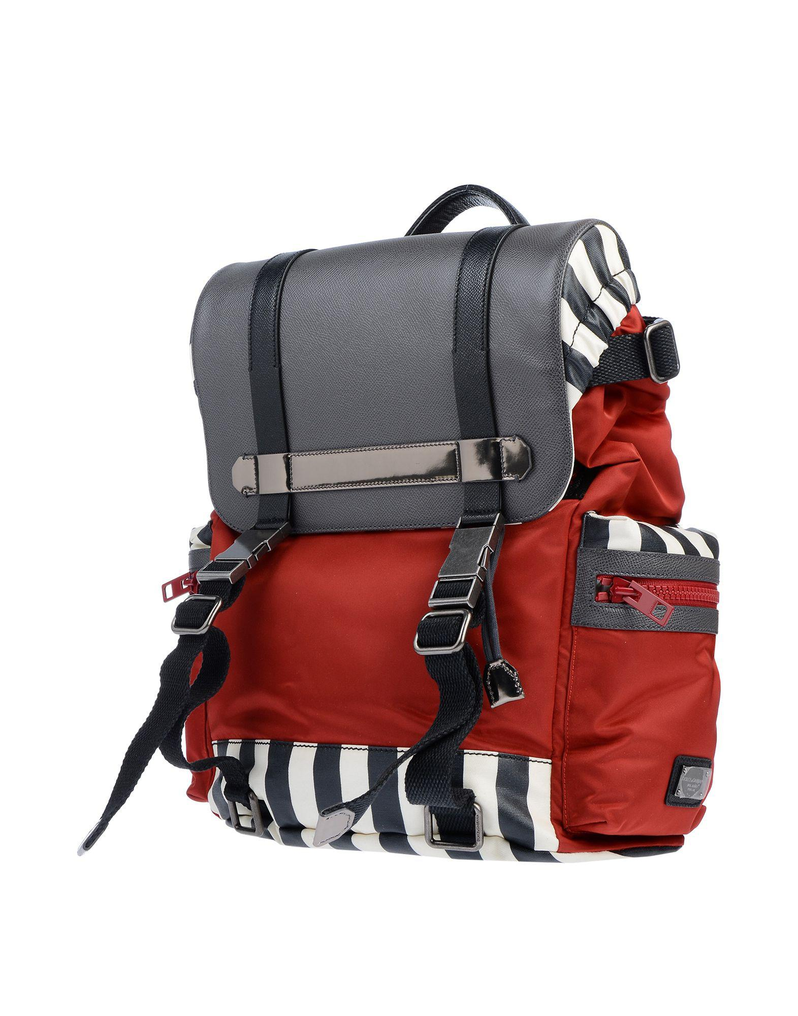 b631e483da4e Dolce   Gabbana Backpacks   Fanny Packs in Red for Men - Lyst