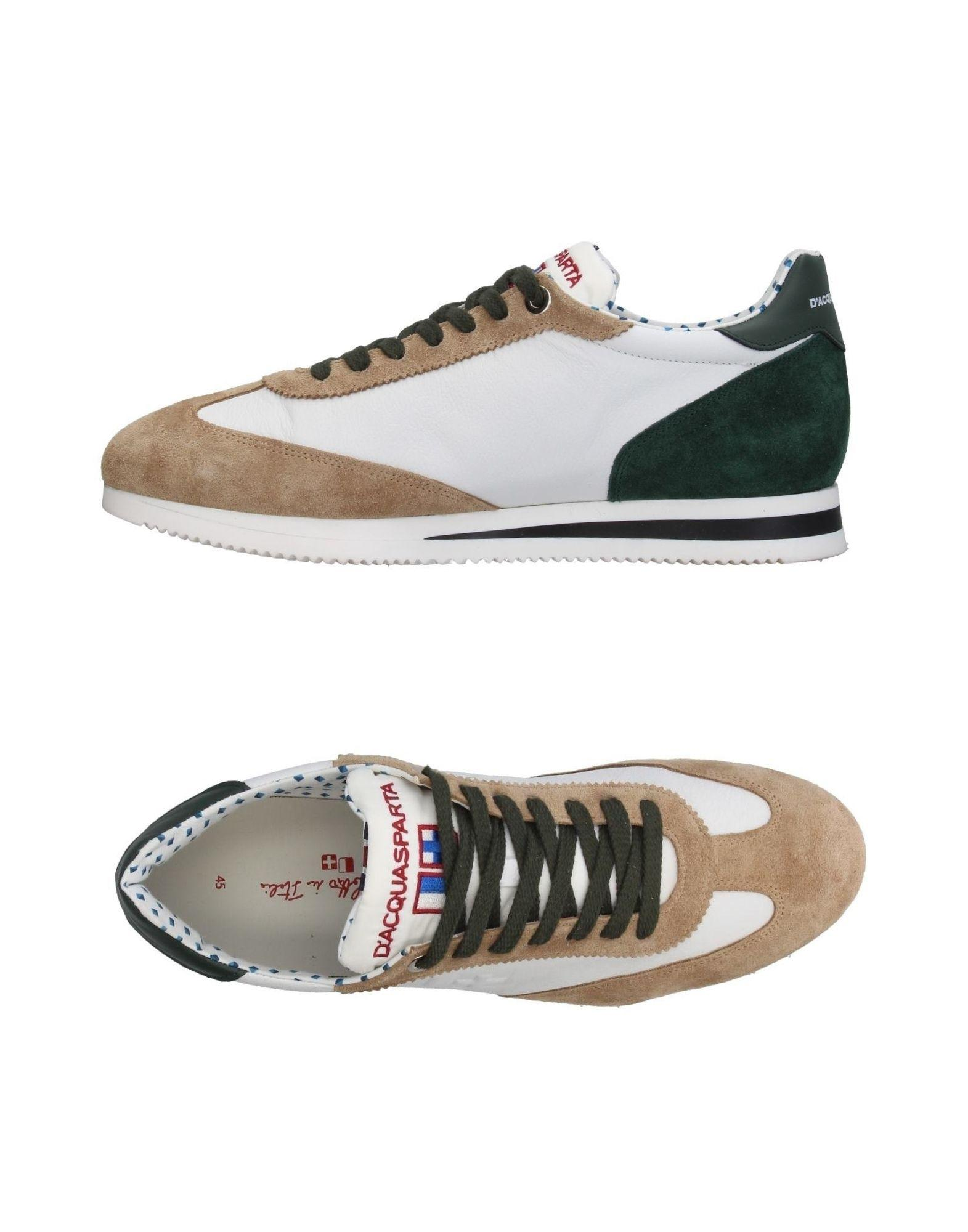 FOOTWEAR - Low-tops & sneakers D'acquasparta q0Er73