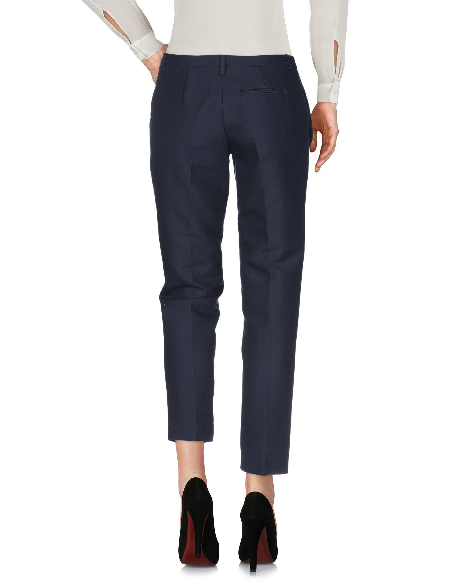 Pantalones N°21 de color Azul