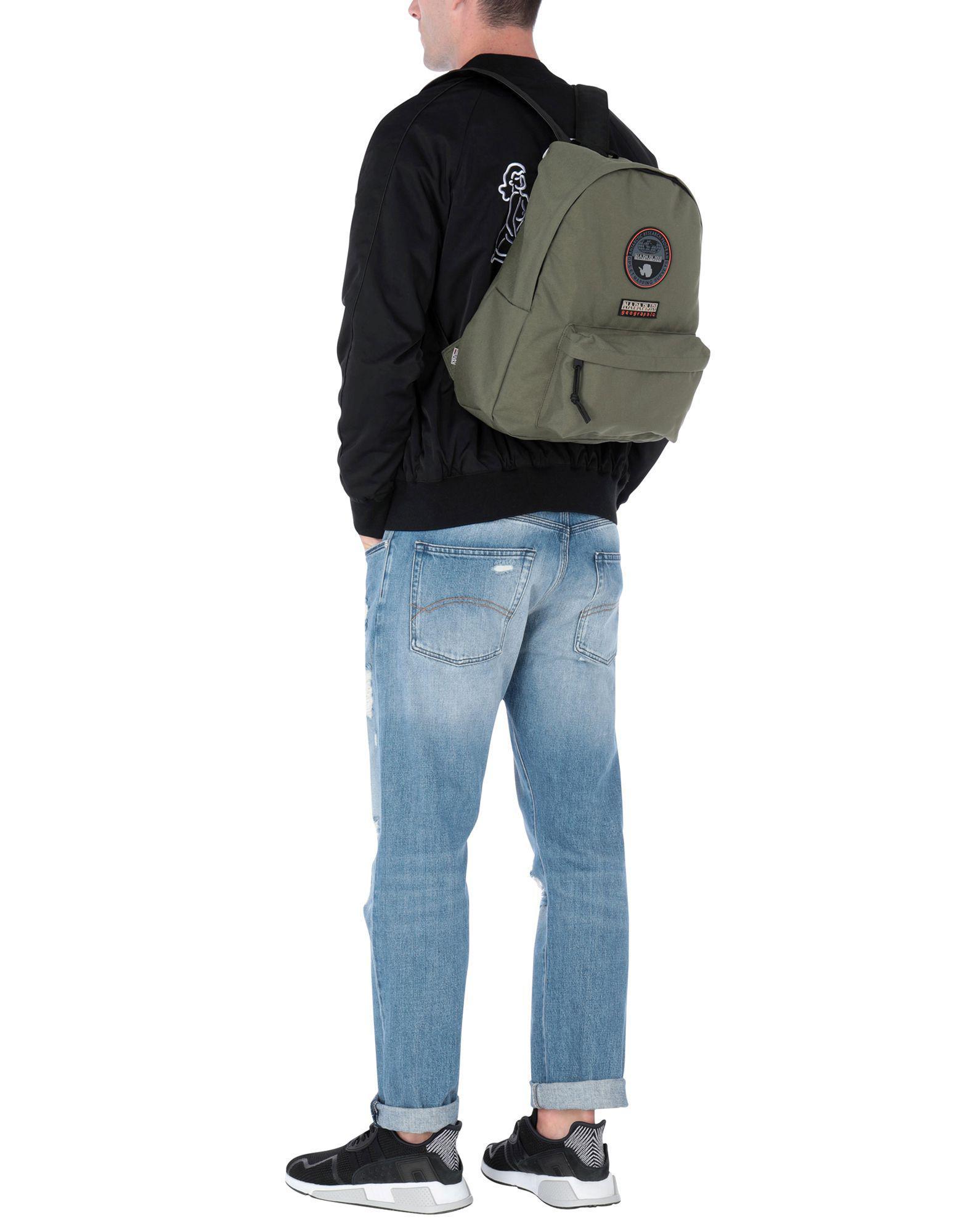 Napapijri Synthetic Backpacks & Bum Bags for Men