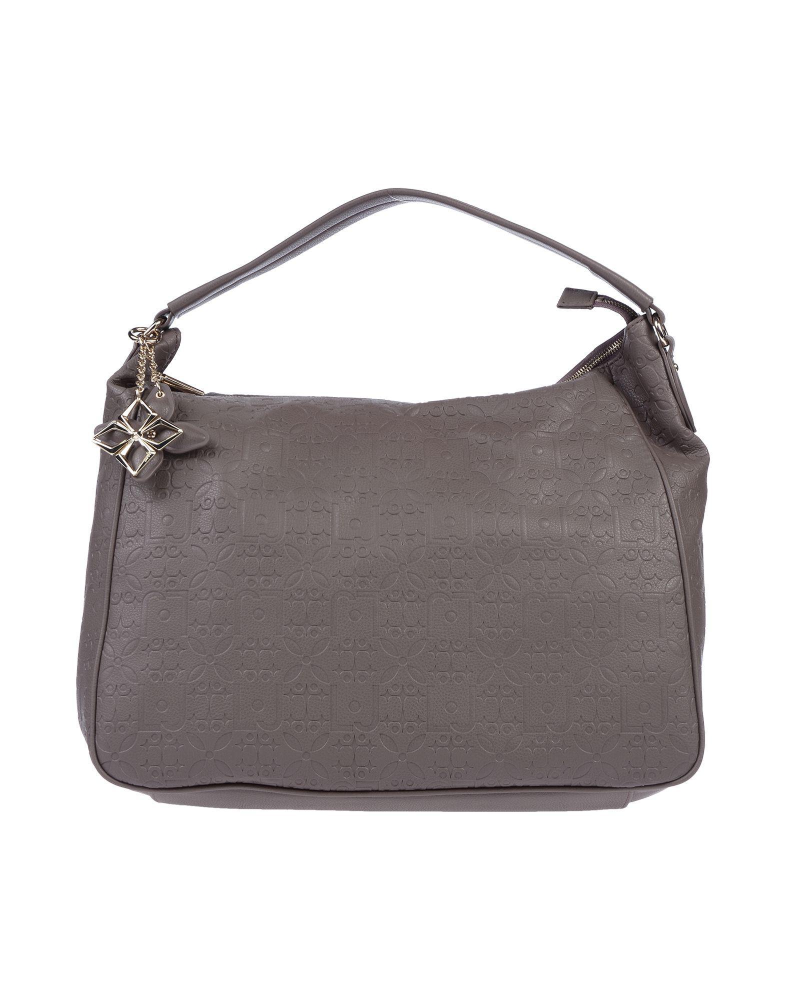 Liu Jo Handbag in Gray - Lyst ca65a903cbf