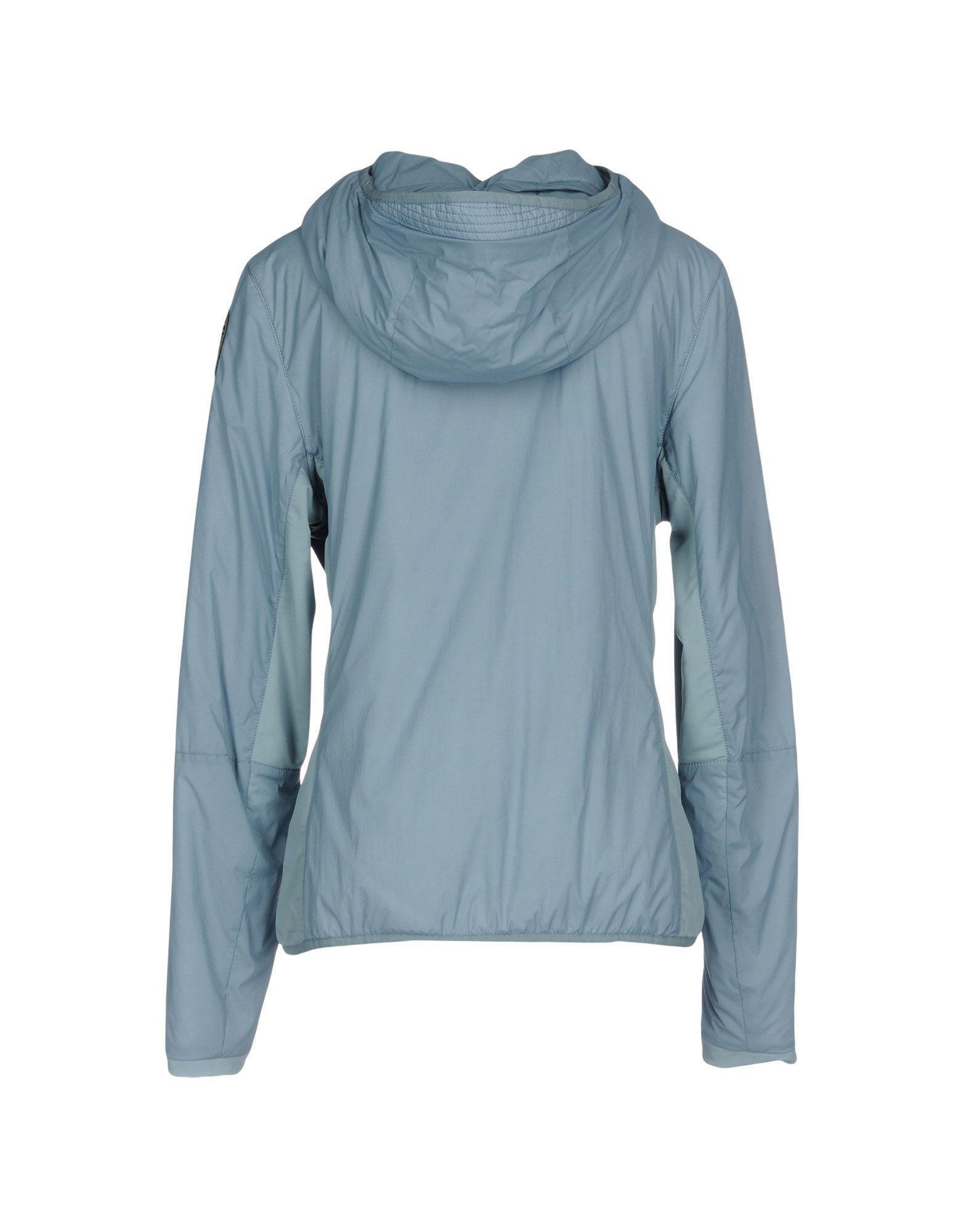 ... parajumpers blue jackets lyst. view fullscreen