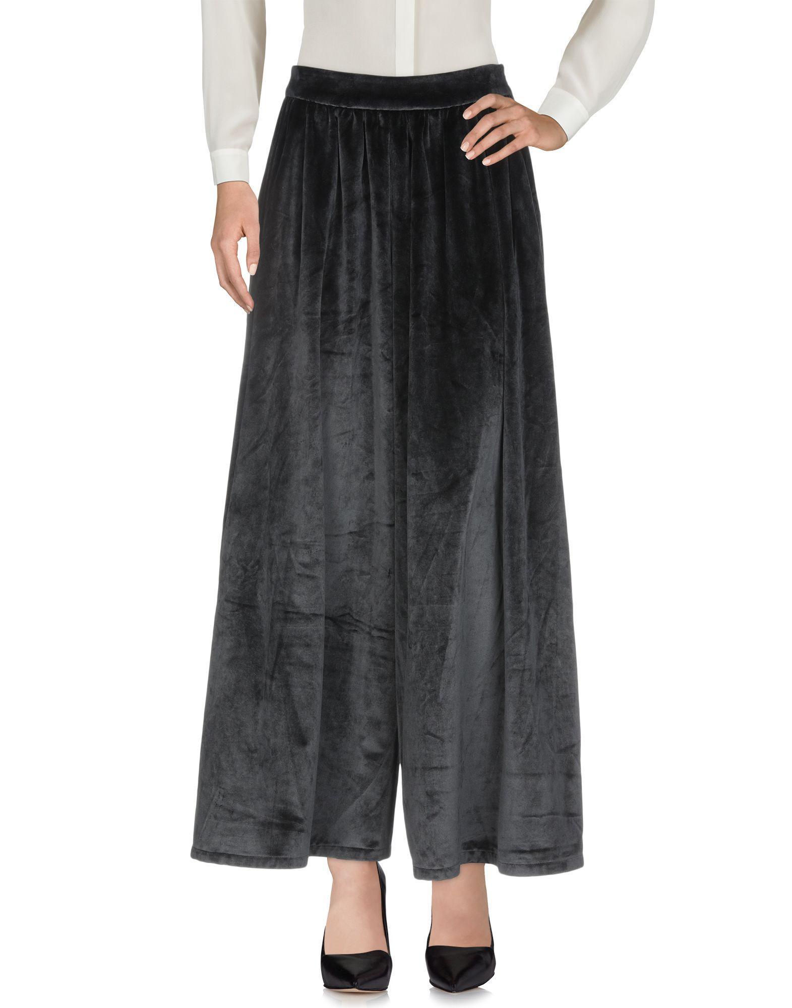 Pantalones NEUL de Terciopelo de color Negro