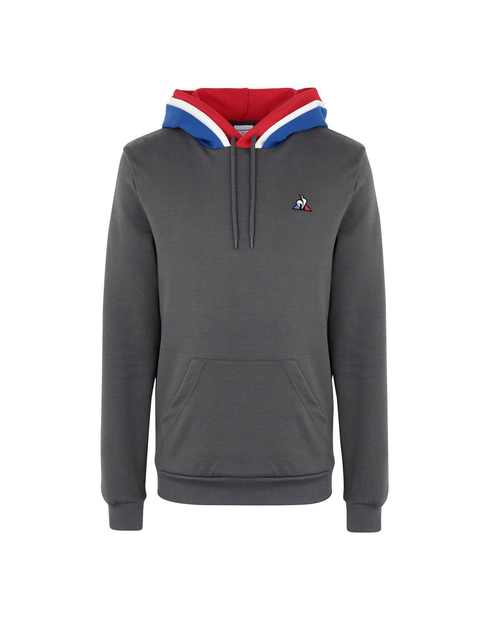 caa0621cb059 Lyst - Le Coq Sportif Sweatshirt in Gray for Men