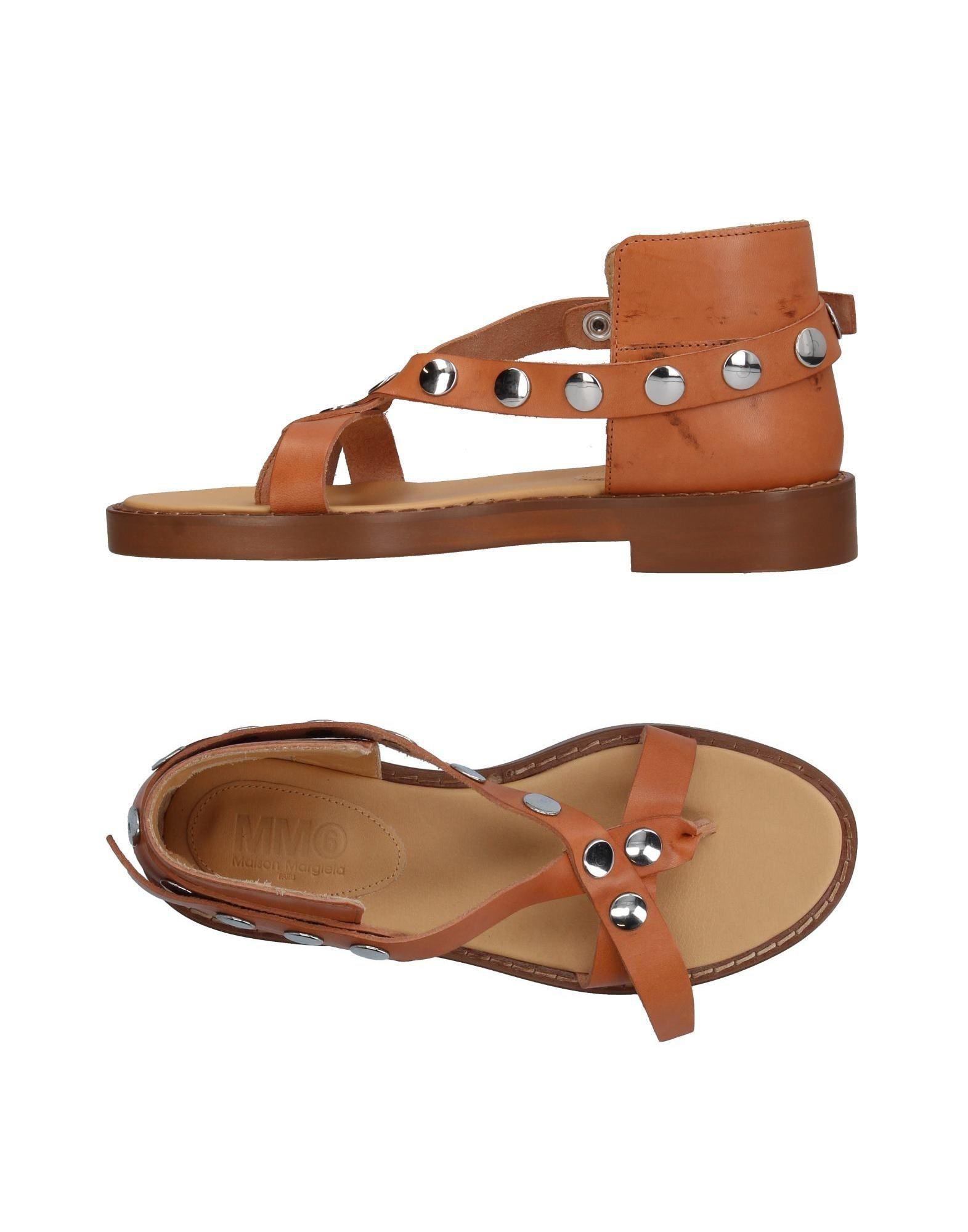 FOOTWEAR - Toe post sandals Maison Martin Margiela STKS1y2tZ0