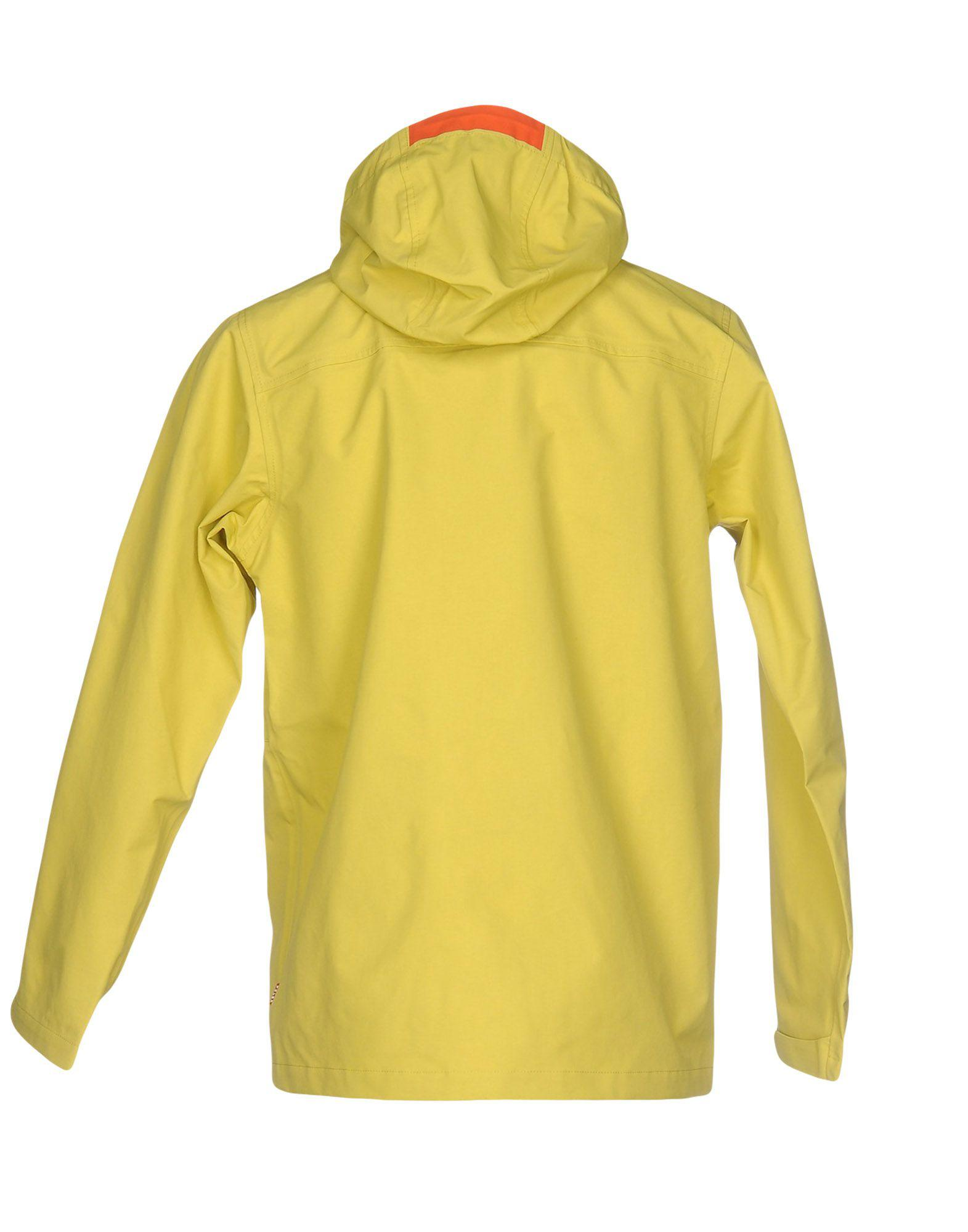 Poler Synthetic Jacket in Yellow for Men