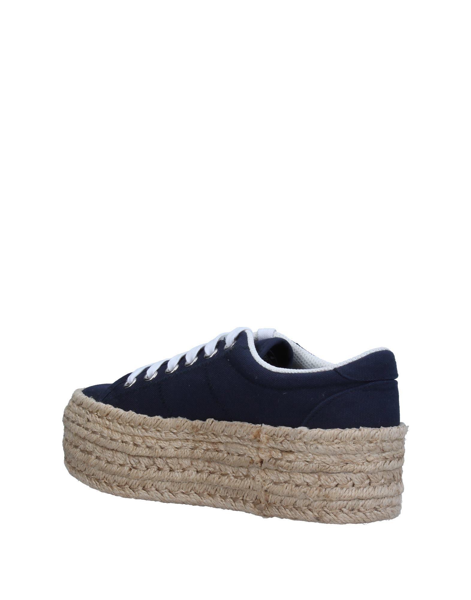 Sneakers & Deportivas Jeffrey Campbell de Lona de color Azul