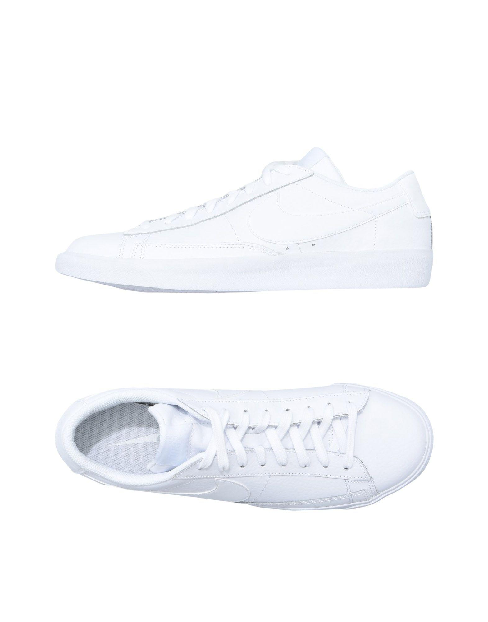 d894875975e2 Nike Low-tops   Sneakers in White for Men - Lyst
