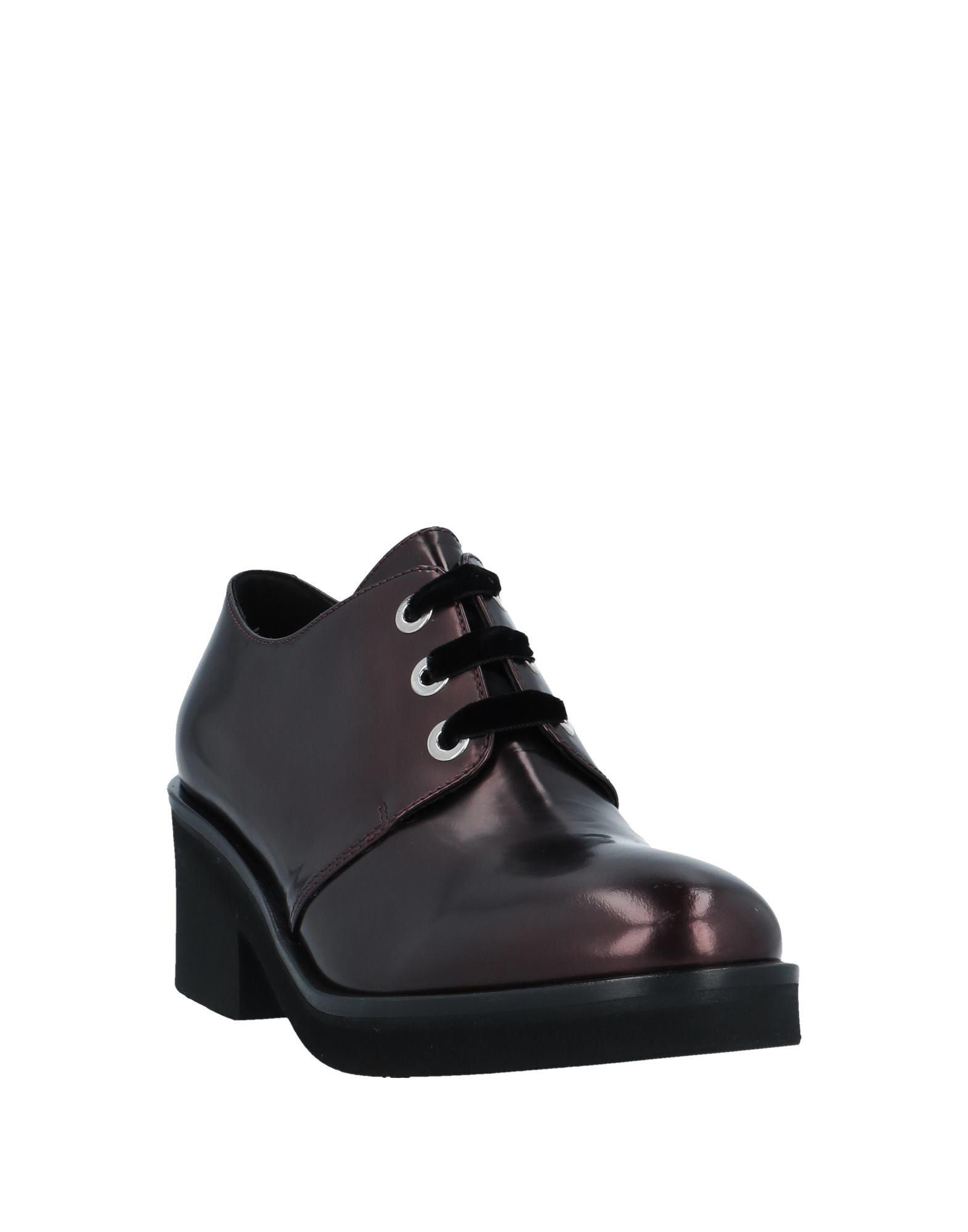 Zapatos de cordones Vic Matié de color Negro