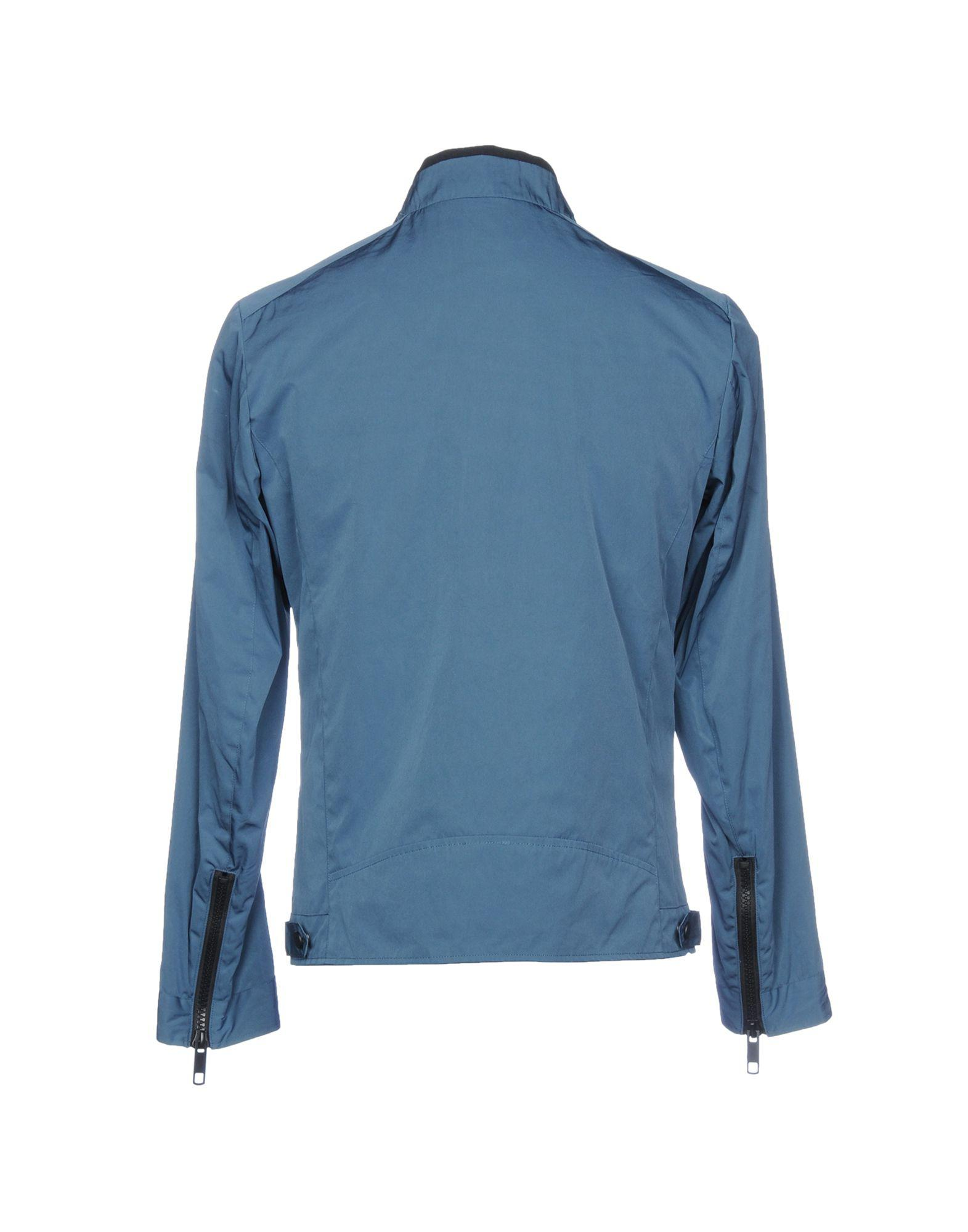 Antony Morato Synthetic Jacket in Pastel Blue (Blue) for Men