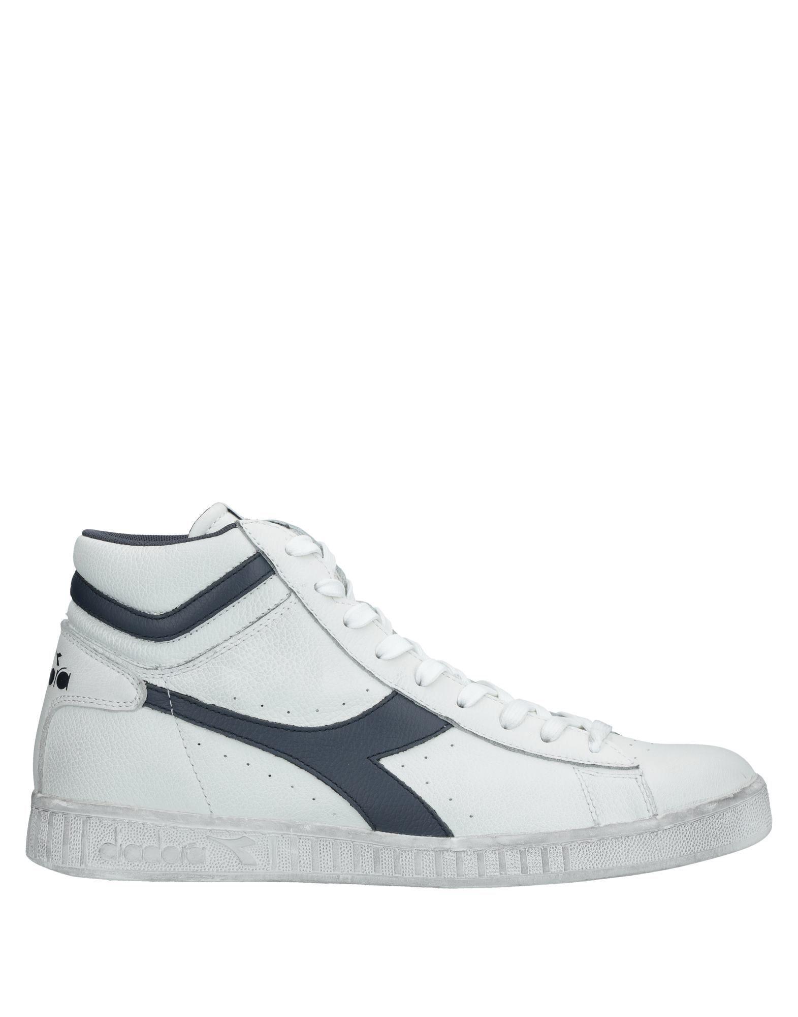 7591927e Men's White High-tops & Sneakers