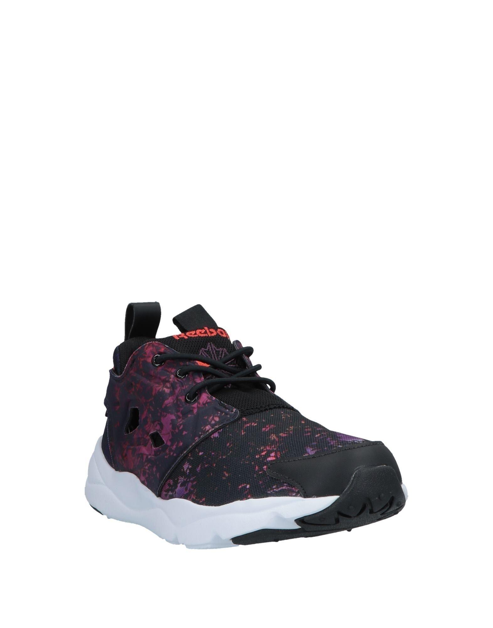 Sneakers & Deportivas Reebok de Caucho de color Negro