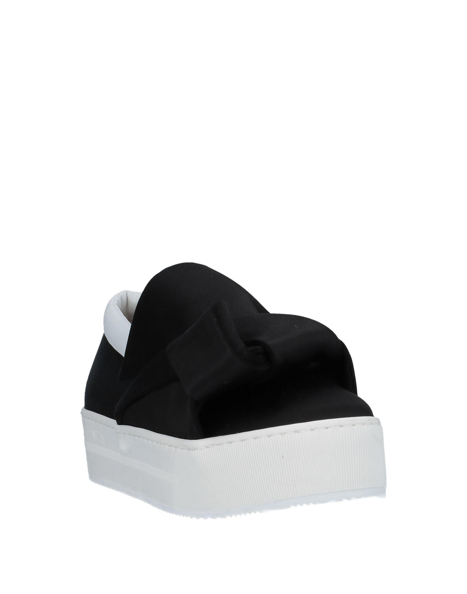 Sneakers & Deportivas N°21 de color Negro