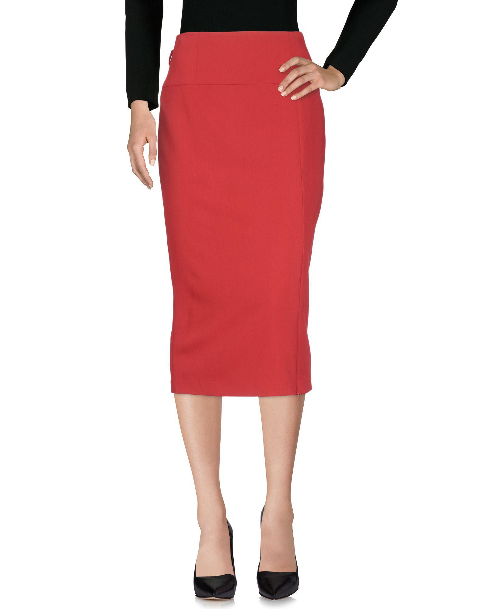 Cheap Enjoy SKIRTS - 3/4 length skirts Guess Buy Cheap 2018 Sale Footlocker Outlet With Paypal Order Online Cheap Factory Outlet euvvd01Z