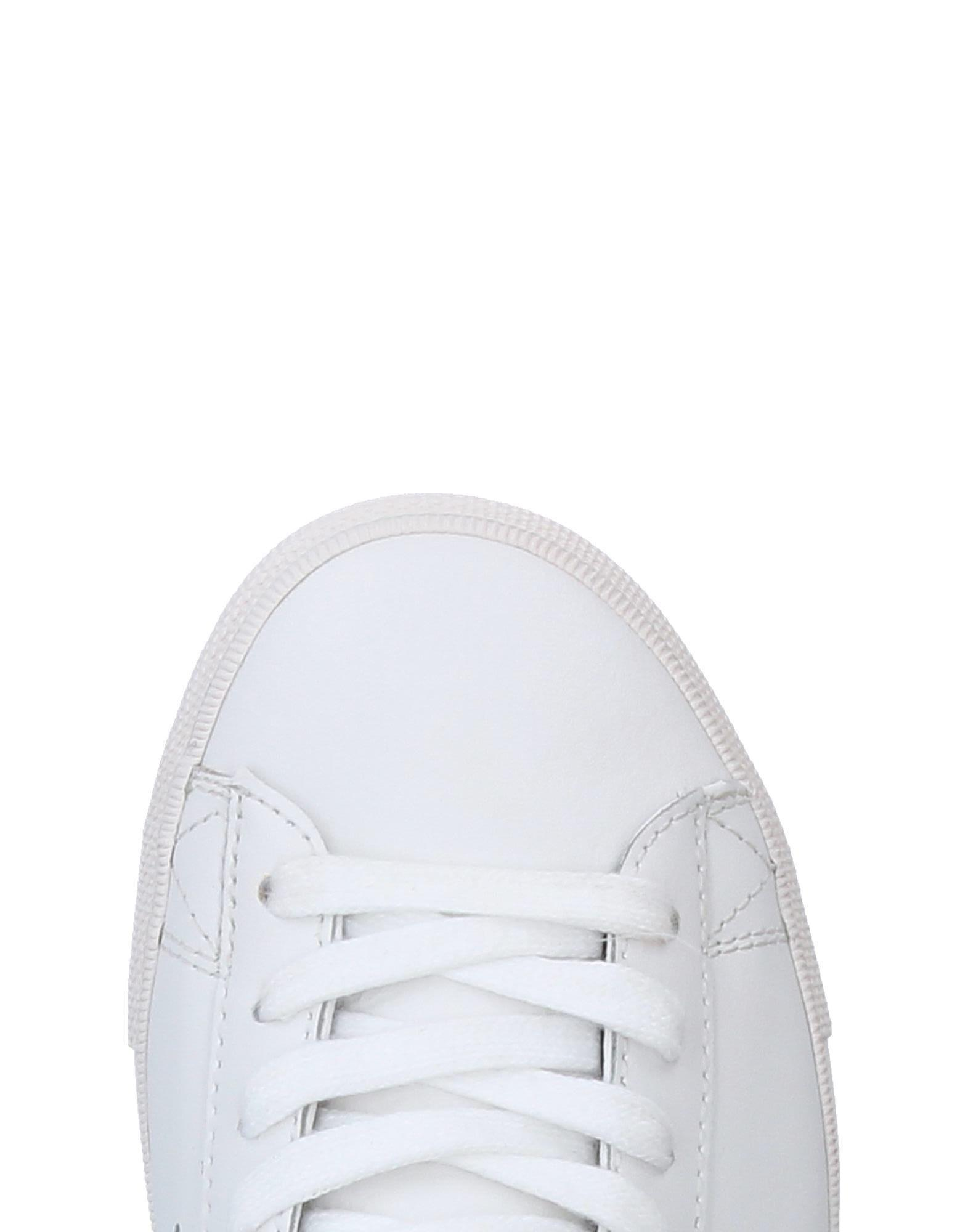 Product Of New York Leather High-tops & Sneakers in White