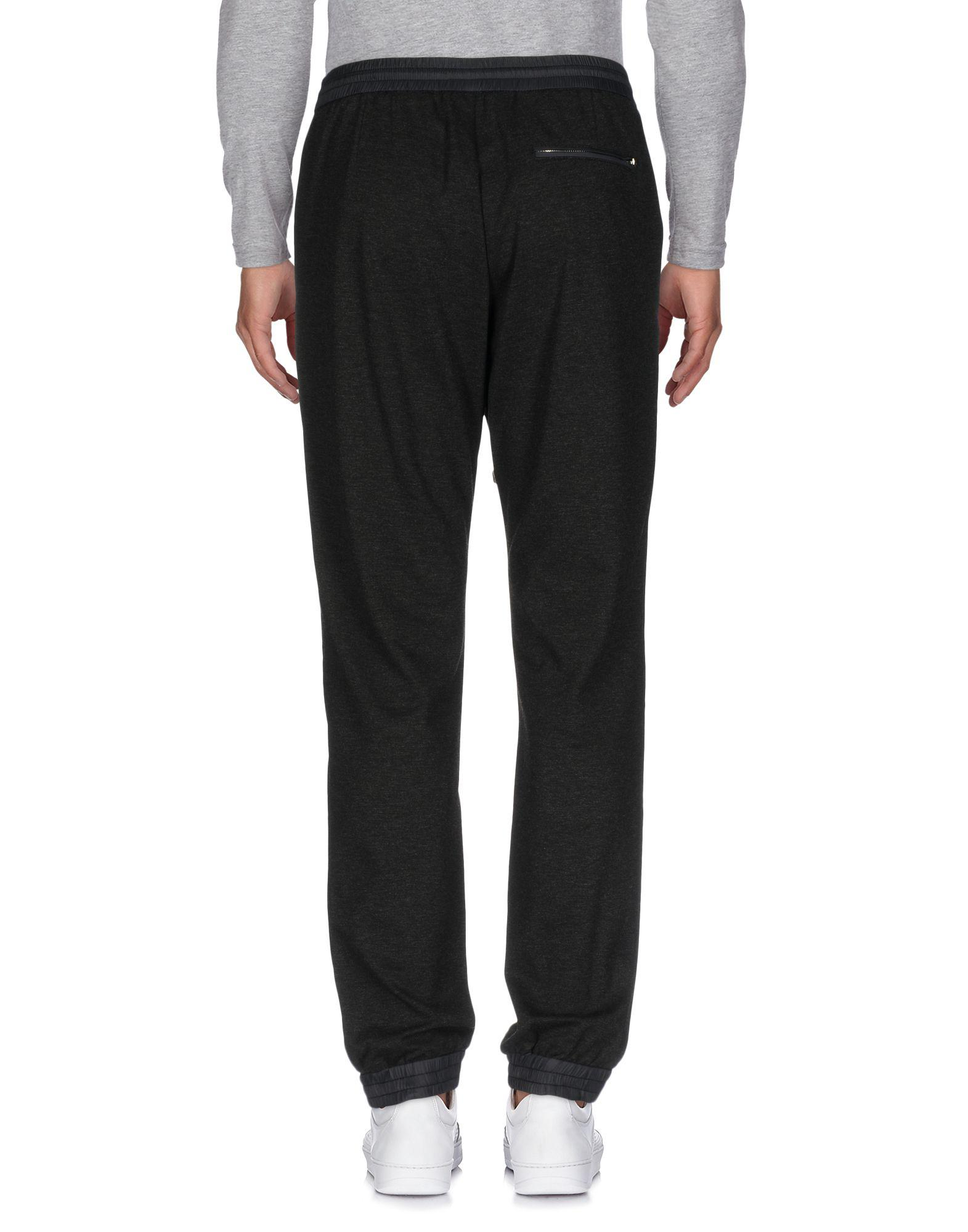 Iceberg Synthetic Casual Trouser in Steel Grey (Grey) for Men