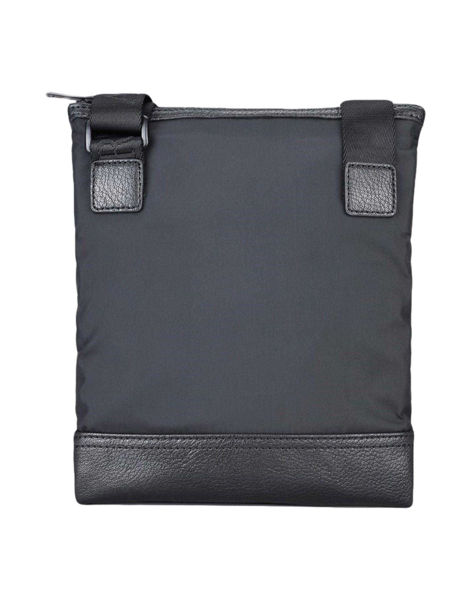 b31fc81adf4 Lyst - Armani Jeans Cross-body Bag in Black for Men
