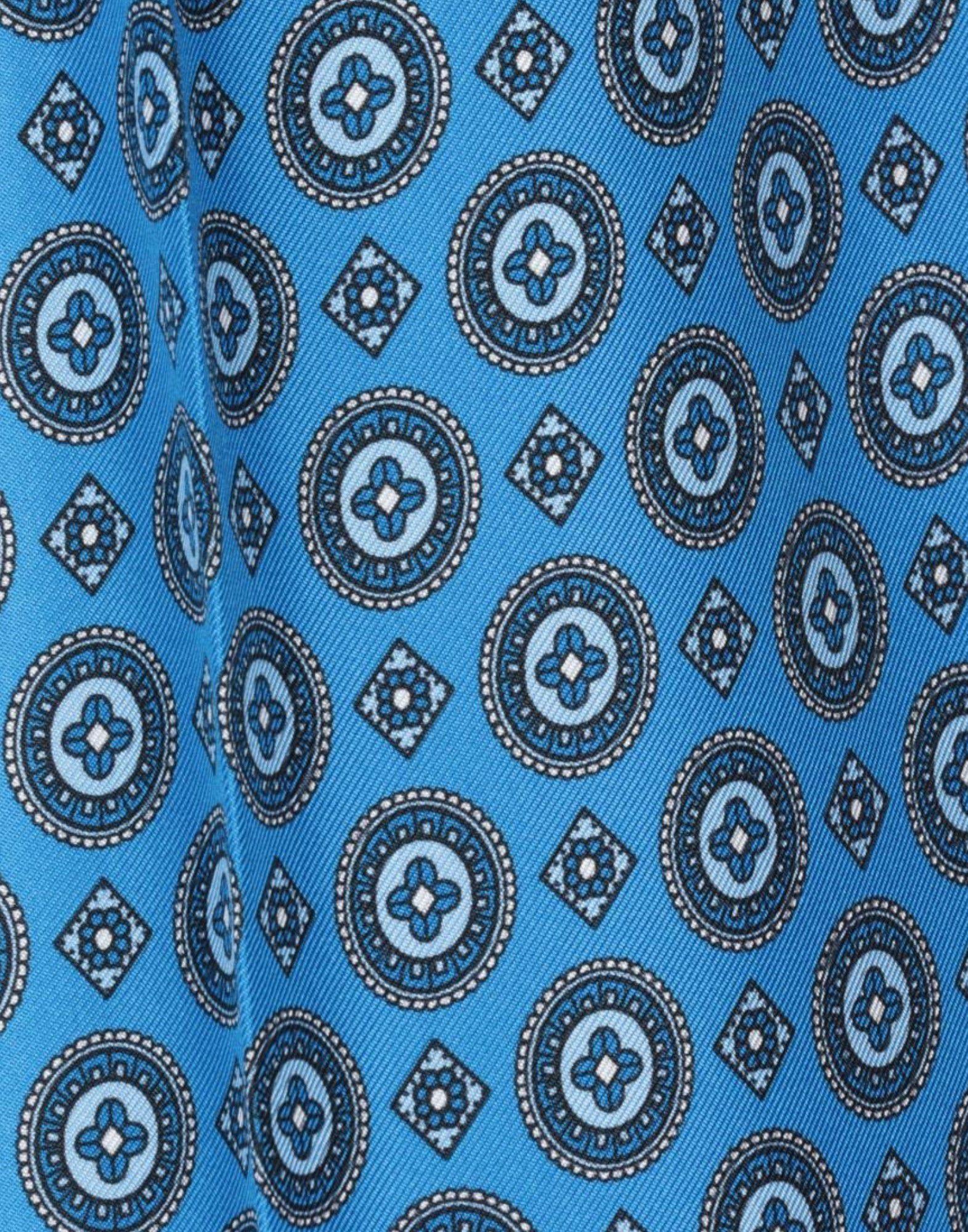 Bermuda Satin Michael Kors en coloris Bleu
