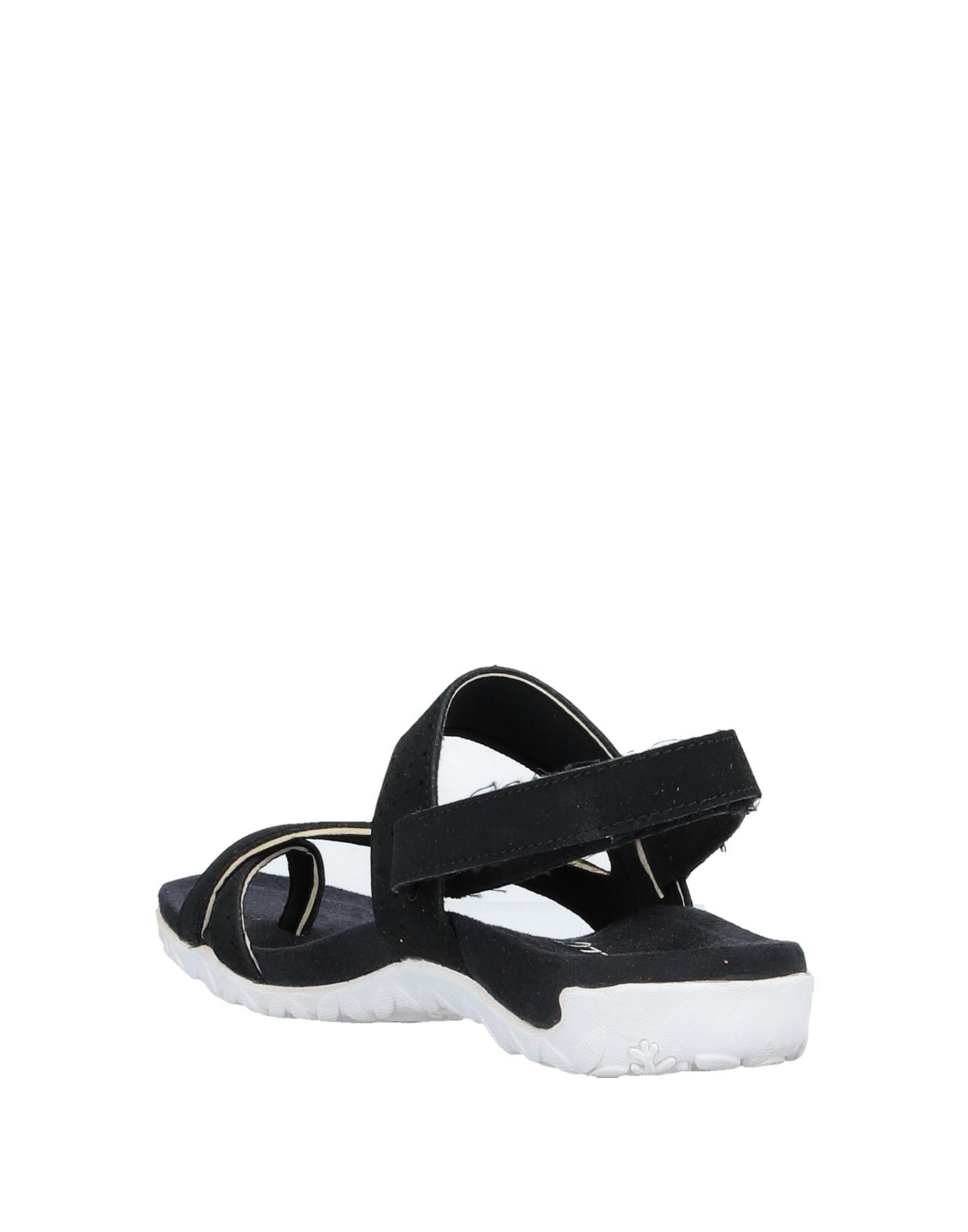Sandales Merrell en coloris Noir