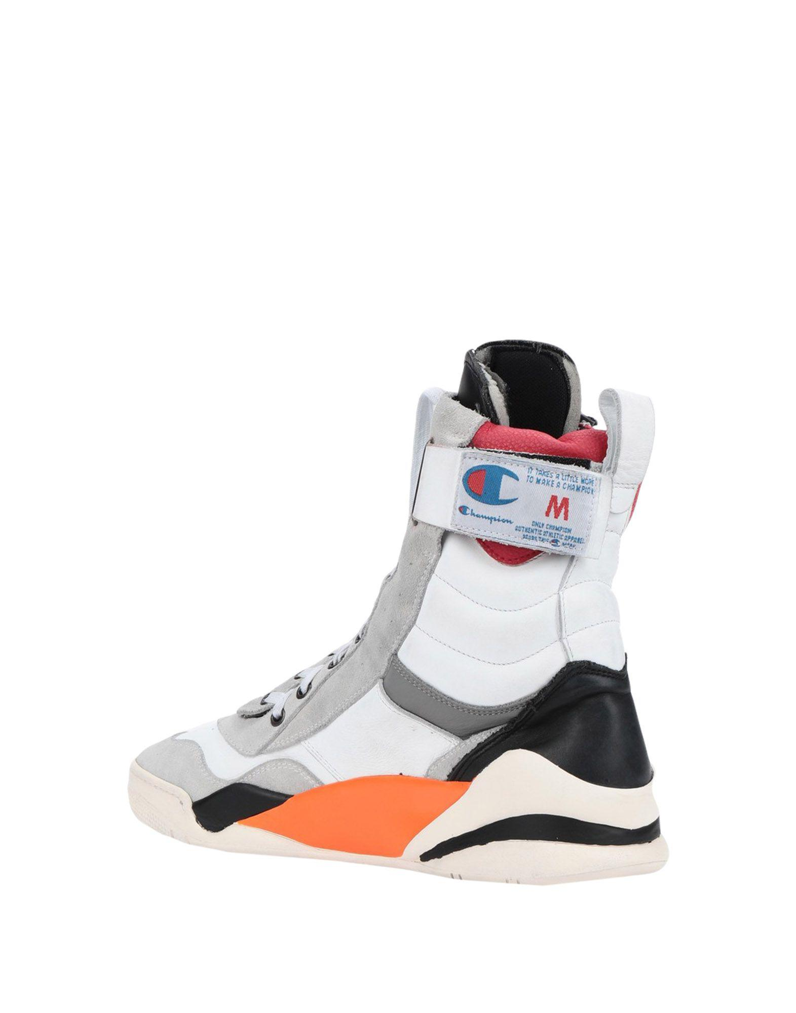 900c9b2dc15 Lyst - Champion High-tops   Sneakers in Gray for Men