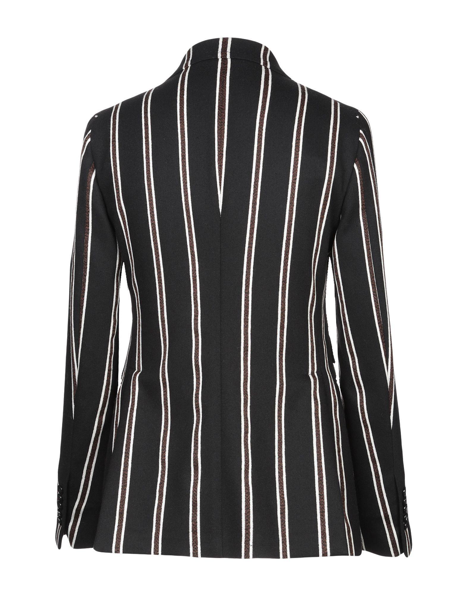 Veste Flannelle Tagliatore pour homme en coloris Noir