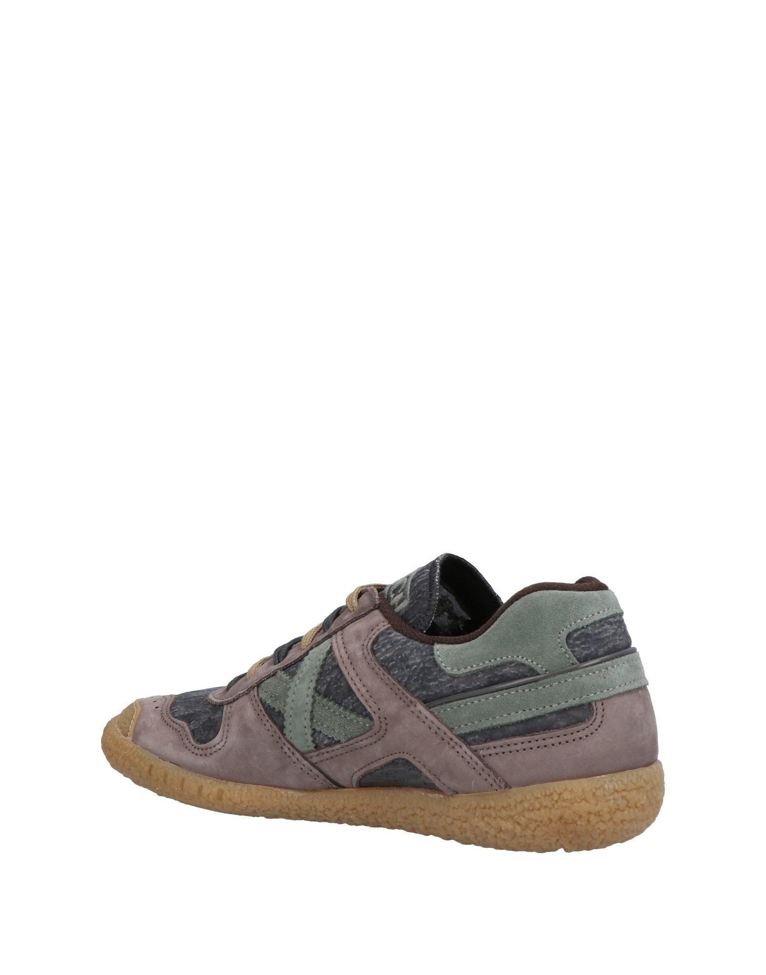 Munich Rubber Low-tops & Sneakers in Grey