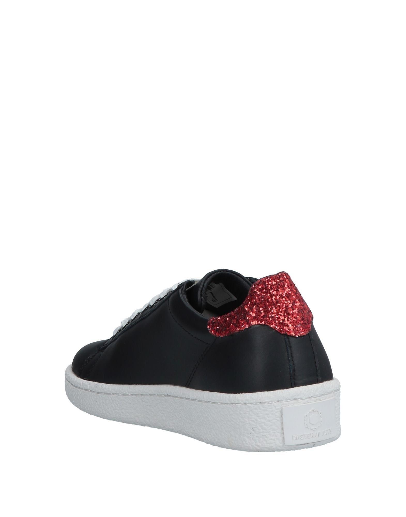 Sneakers & Deportivas MOA de Cuero de color Negro