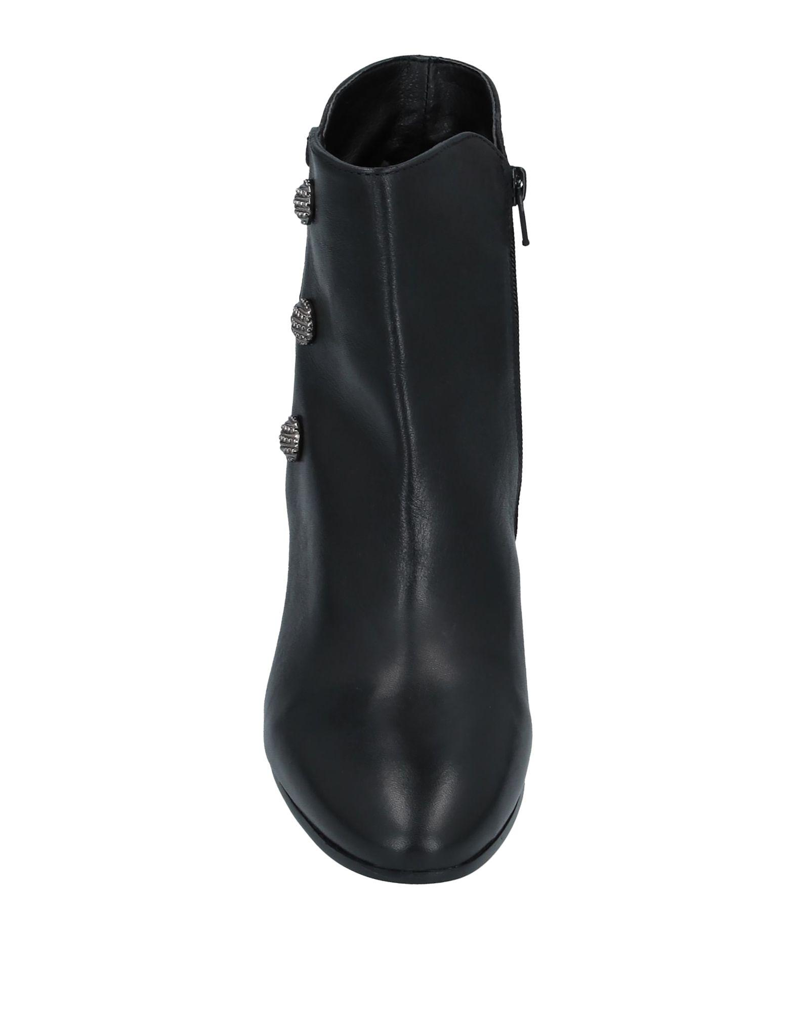 Botines de caña alta Loretta Pettinari de color Negro