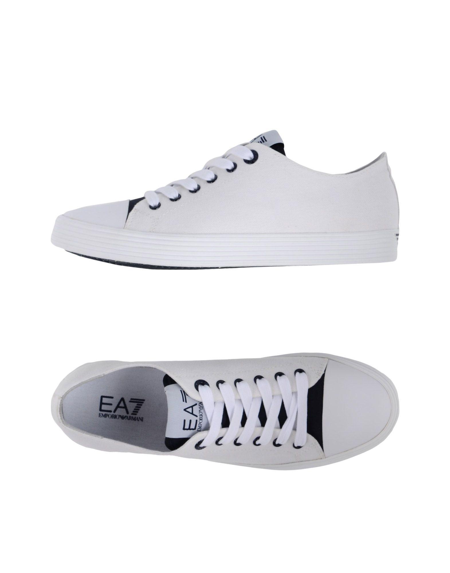 Ea7 Bas-tops Et Chaussures De Sport 34BNcl5b