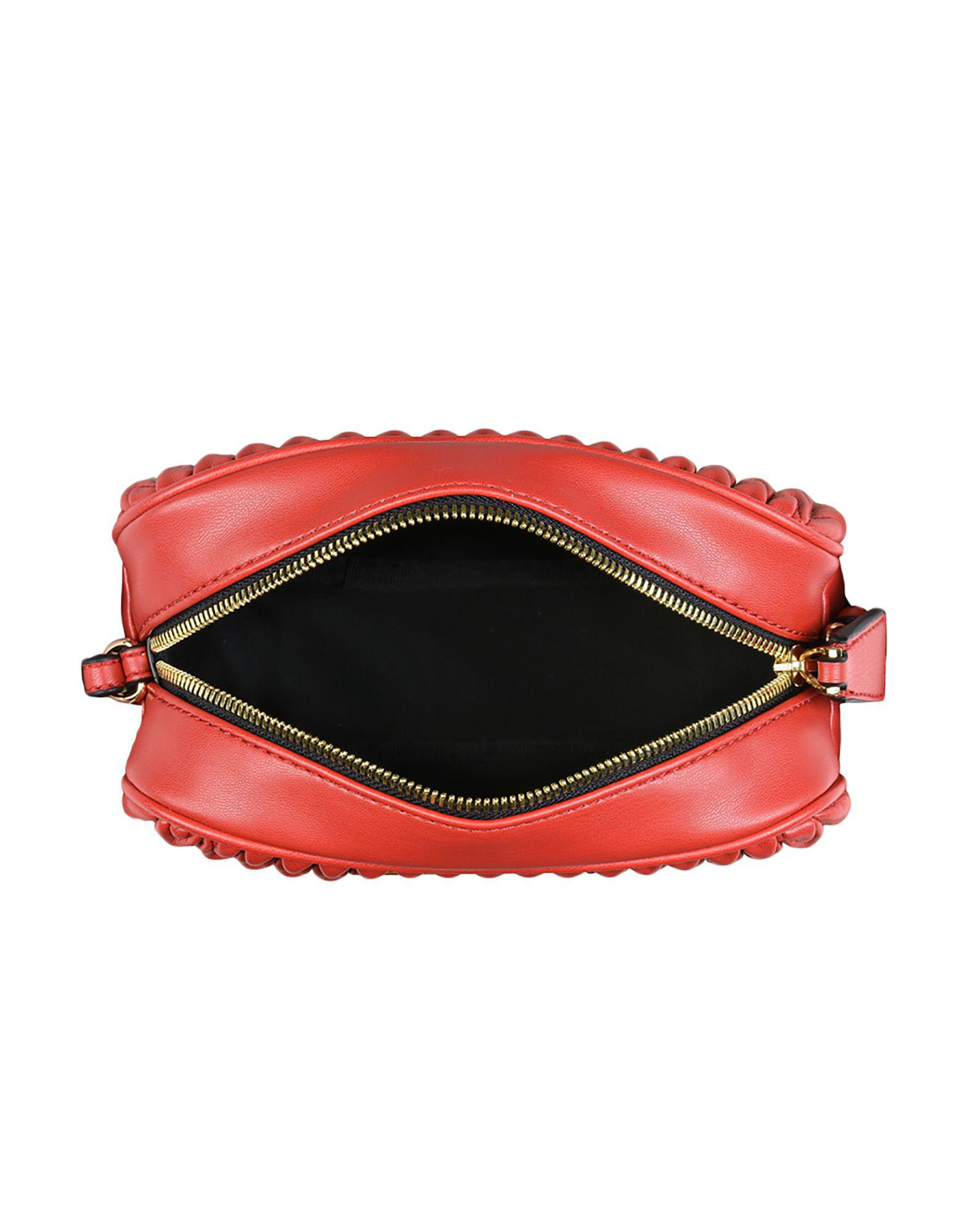 d06f92827093 Emporio Armani Cross-body Bags in Red - Lyst