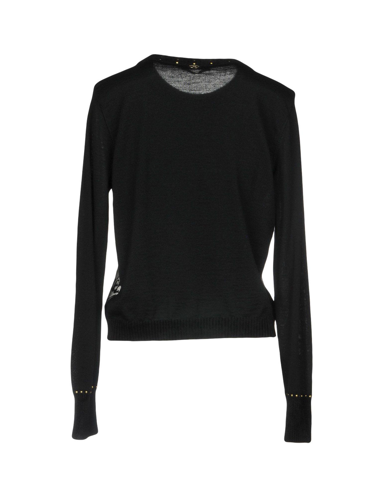Marani Jeans Wool Sweater in White