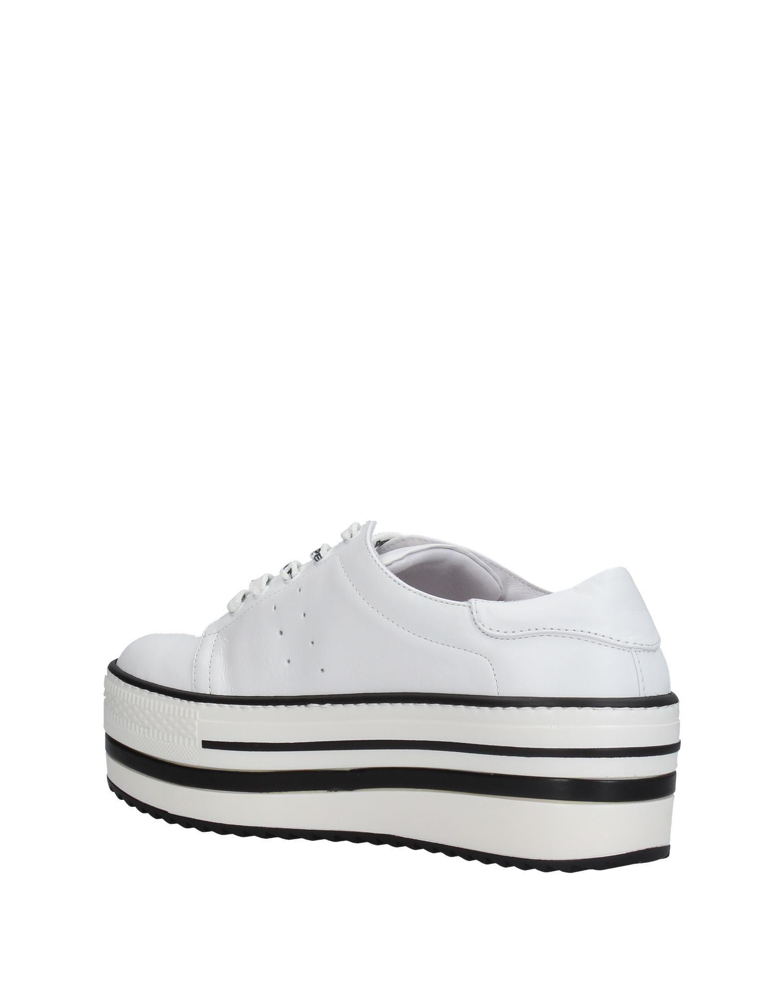 Patrizia Pepe Leather Low-tops & Sneakers in White