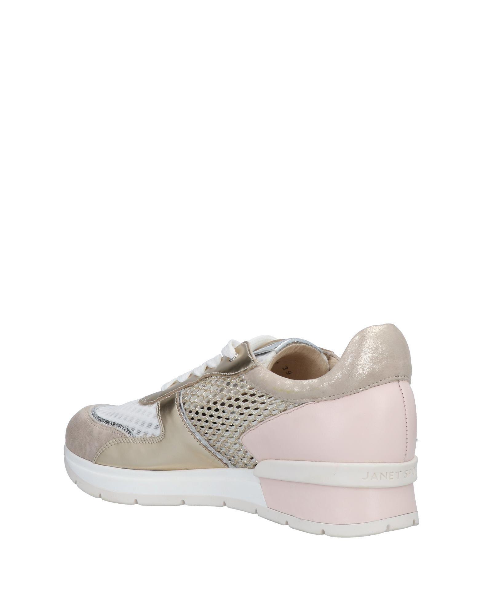 Janet & Janet Suede Low-tops & Sneakers