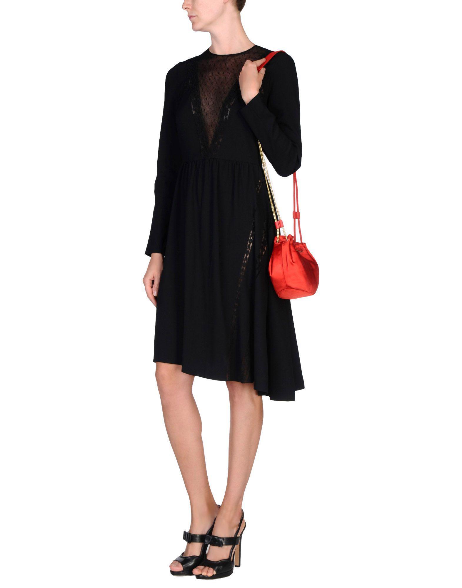 Diane von Furstenberg Cross-body Bag in Red