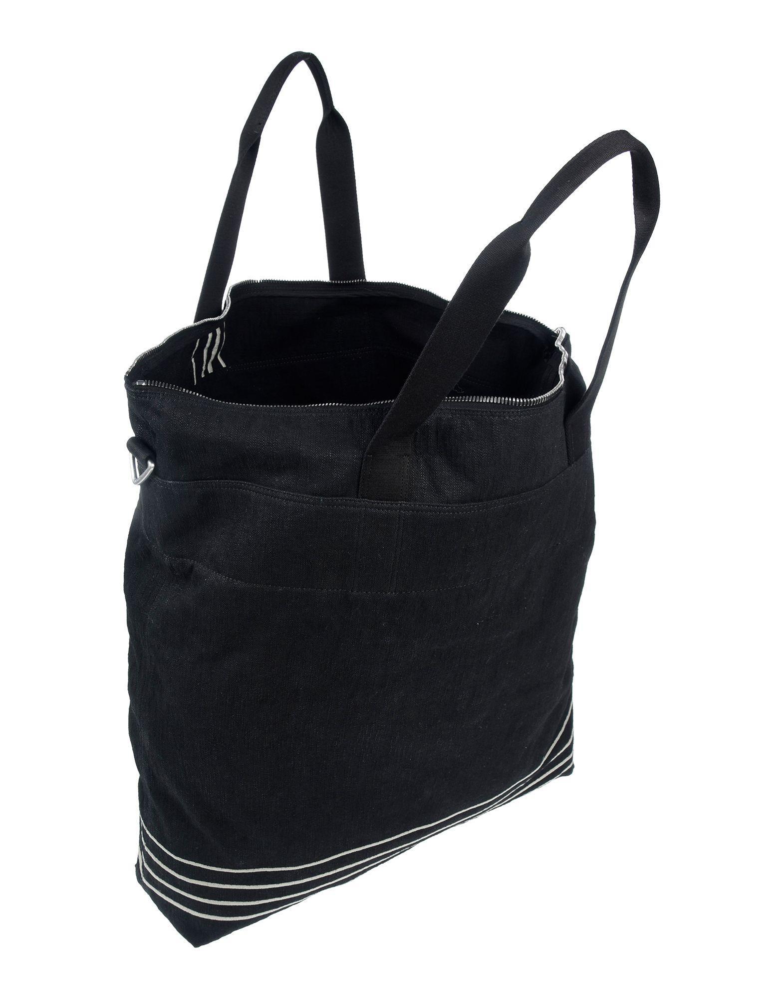 Drkshdw By Rick Owens Handbag in Black for Men - Lyst a939ff7079ef1