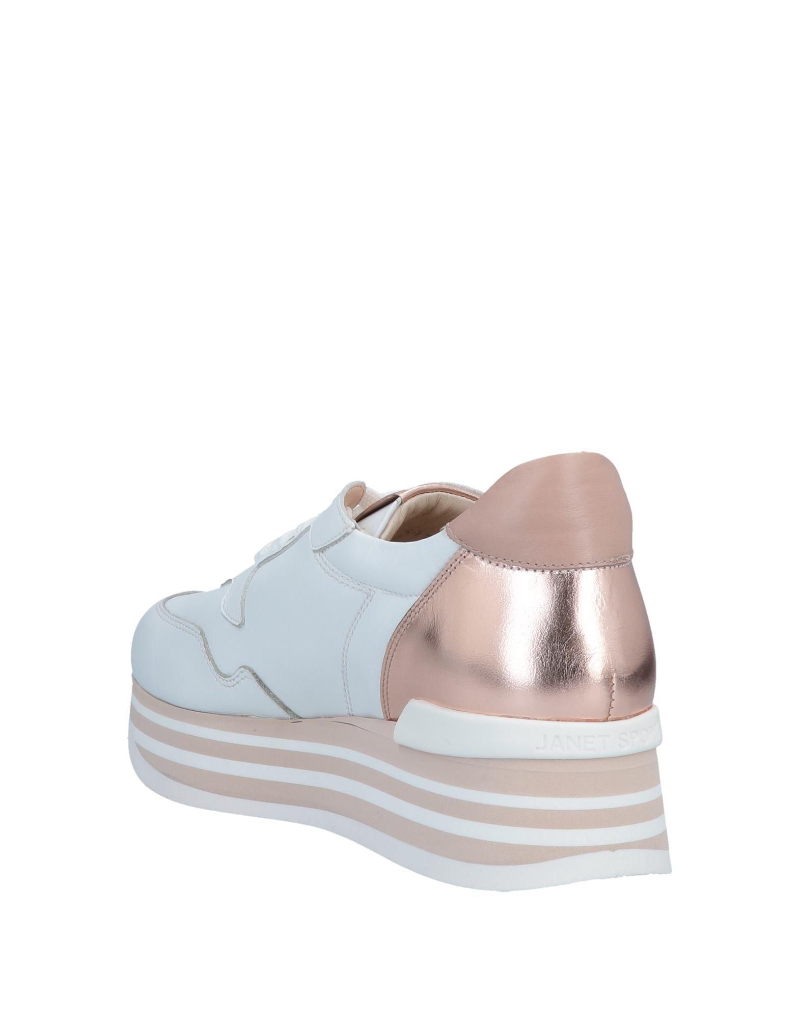 Sneakers & Tennis basses Janet & Janet en coloris Blanc sTY8