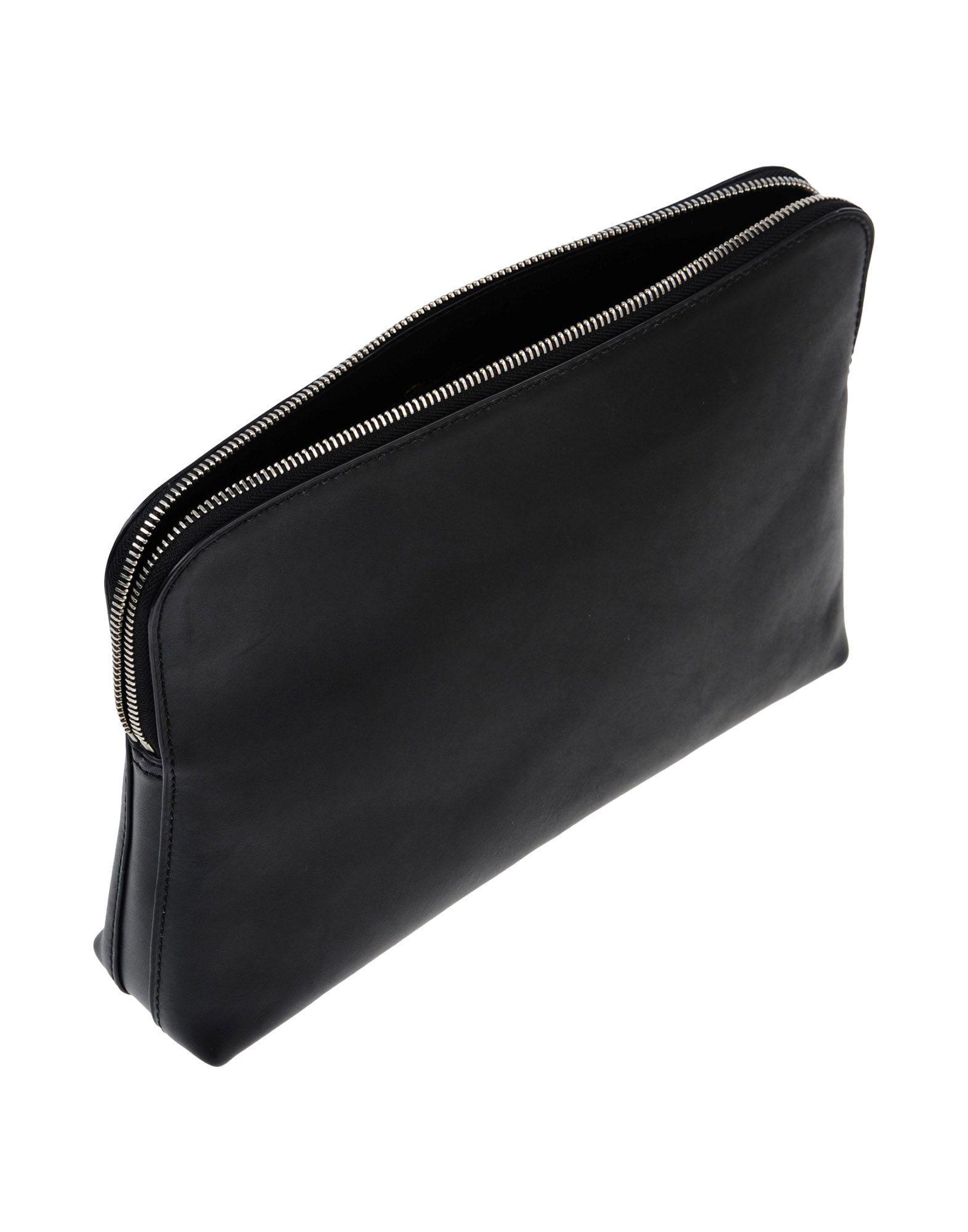 3.1 Phillip Lim Leder Handtaschen in Schwarz 6Ojx9