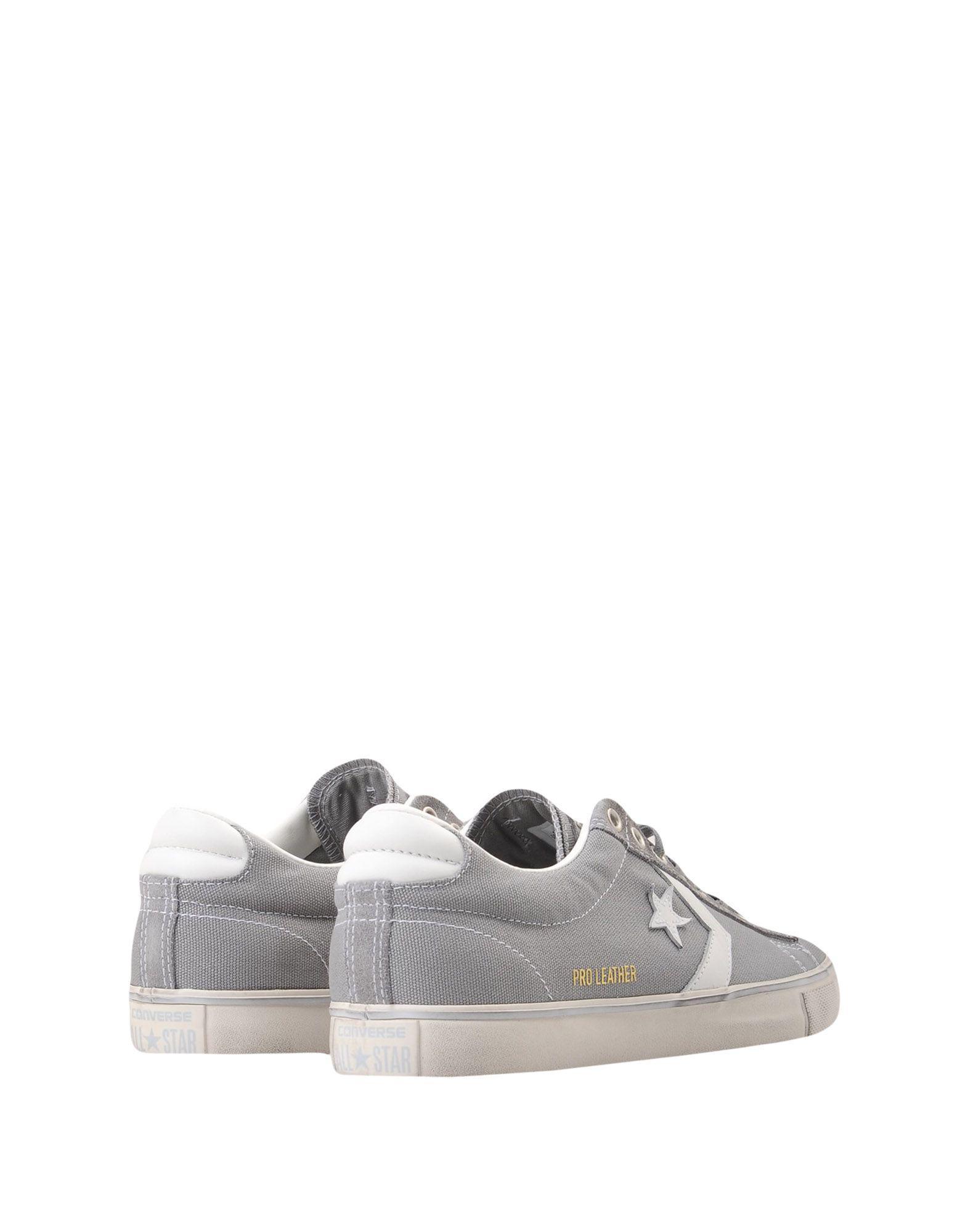 Sneakers & Tennis basses Toile Converse pour homme en coloris Gris T7mB