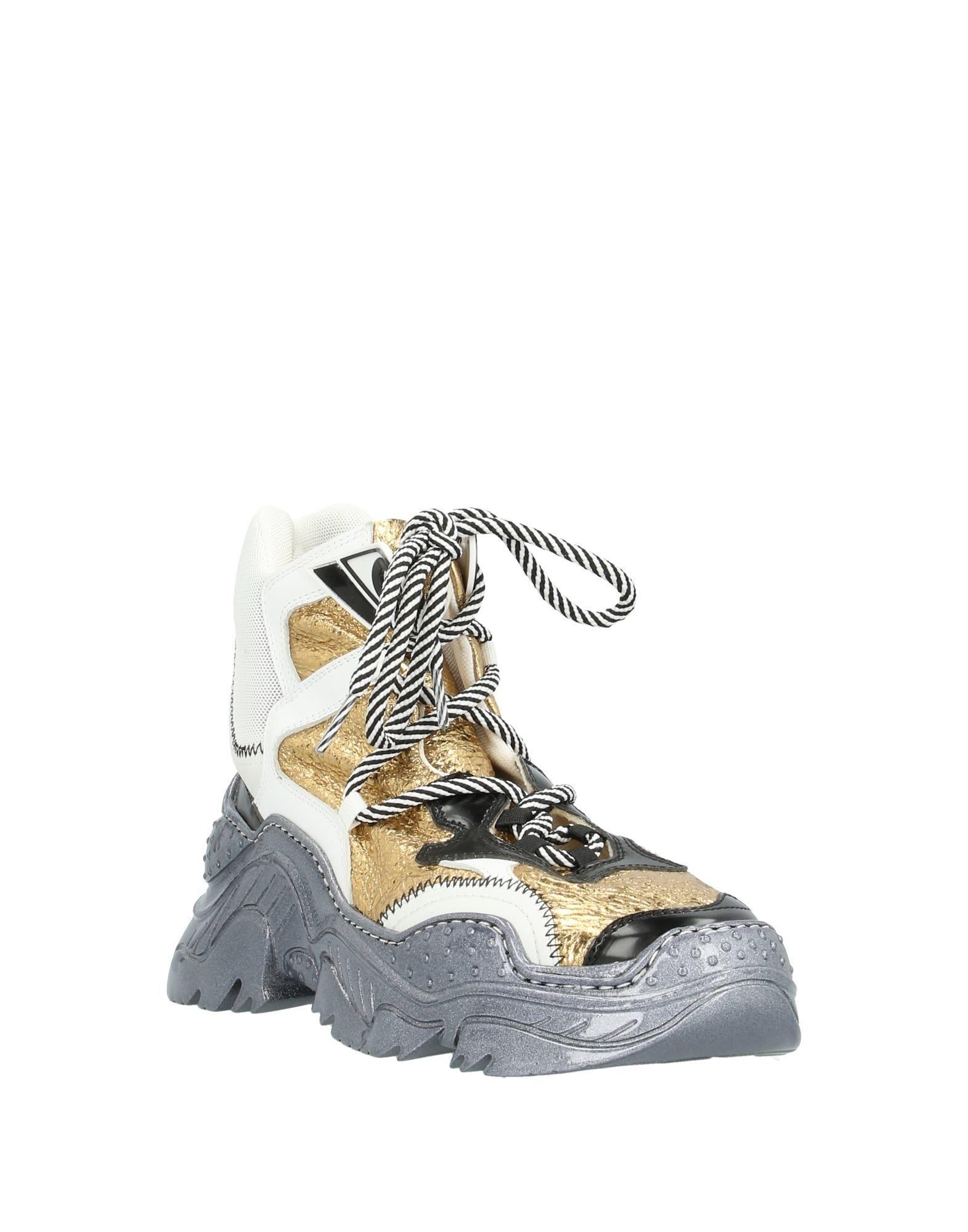 Sneakers & Tennis montantes Caoutchouc N°21 en coloris Blanc 2ptn