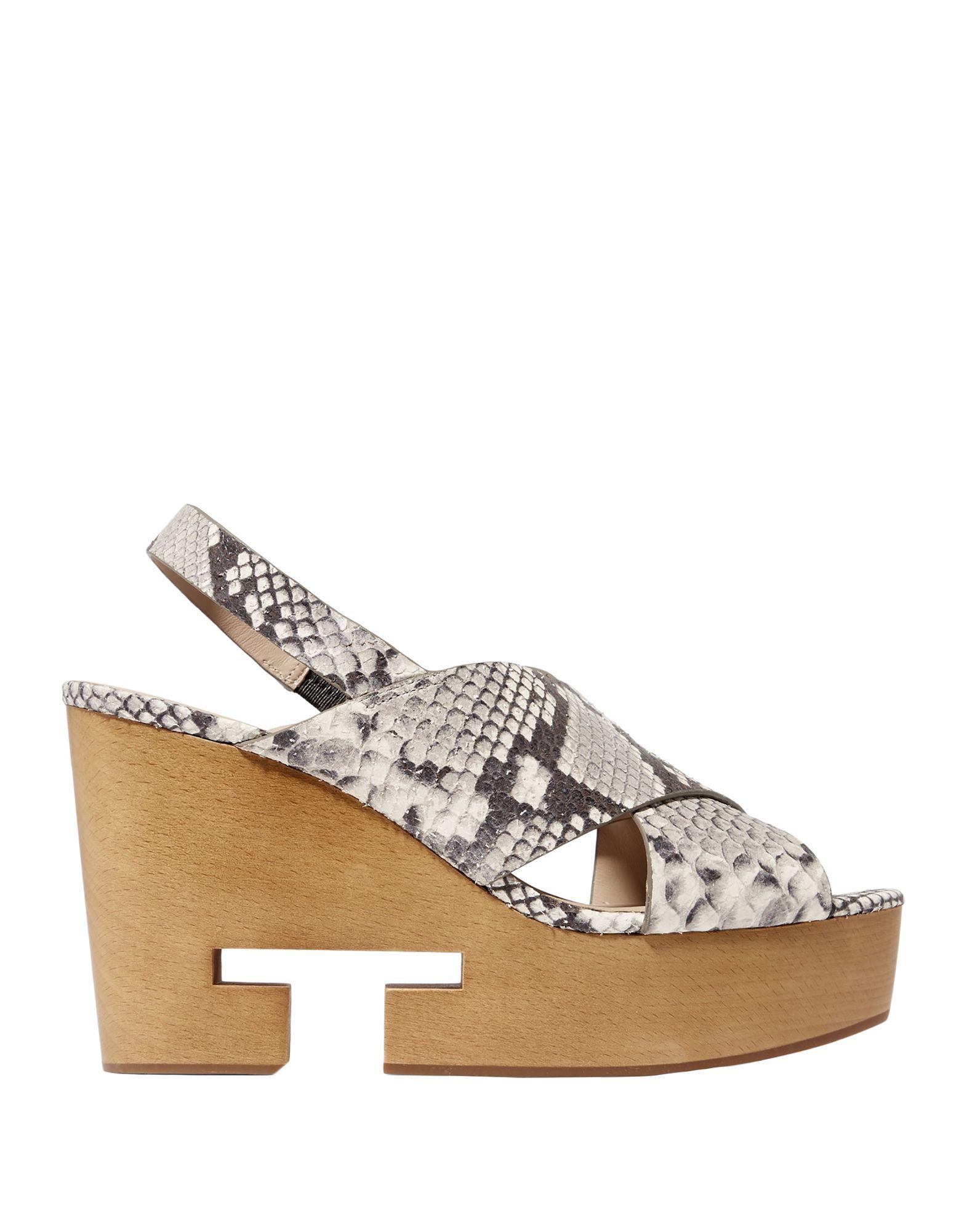 58b5696f322 Lyst - Tory Burch Sandals in White
