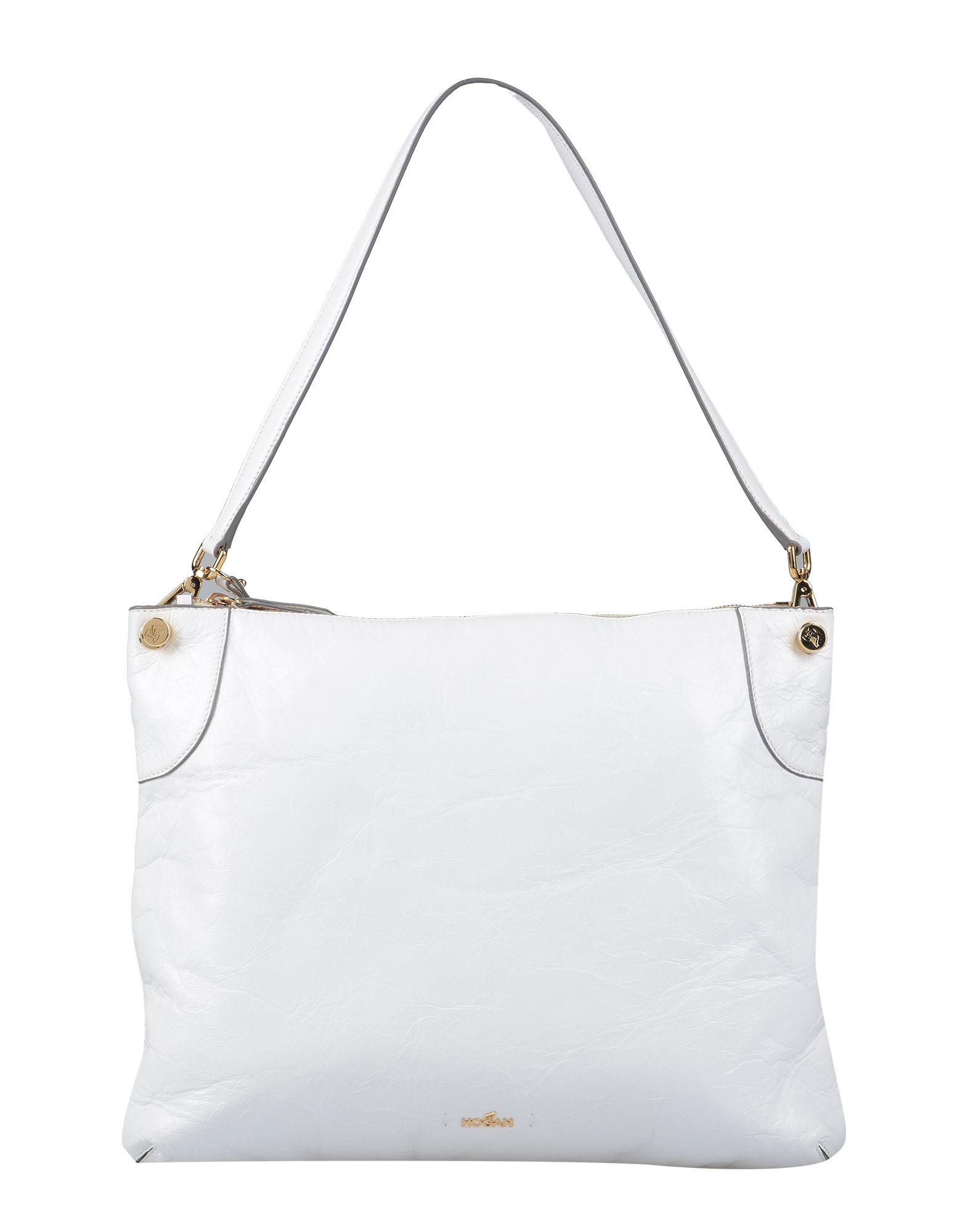 Hogan Shoulder Bag in White - Lyst d2e69a5e20099